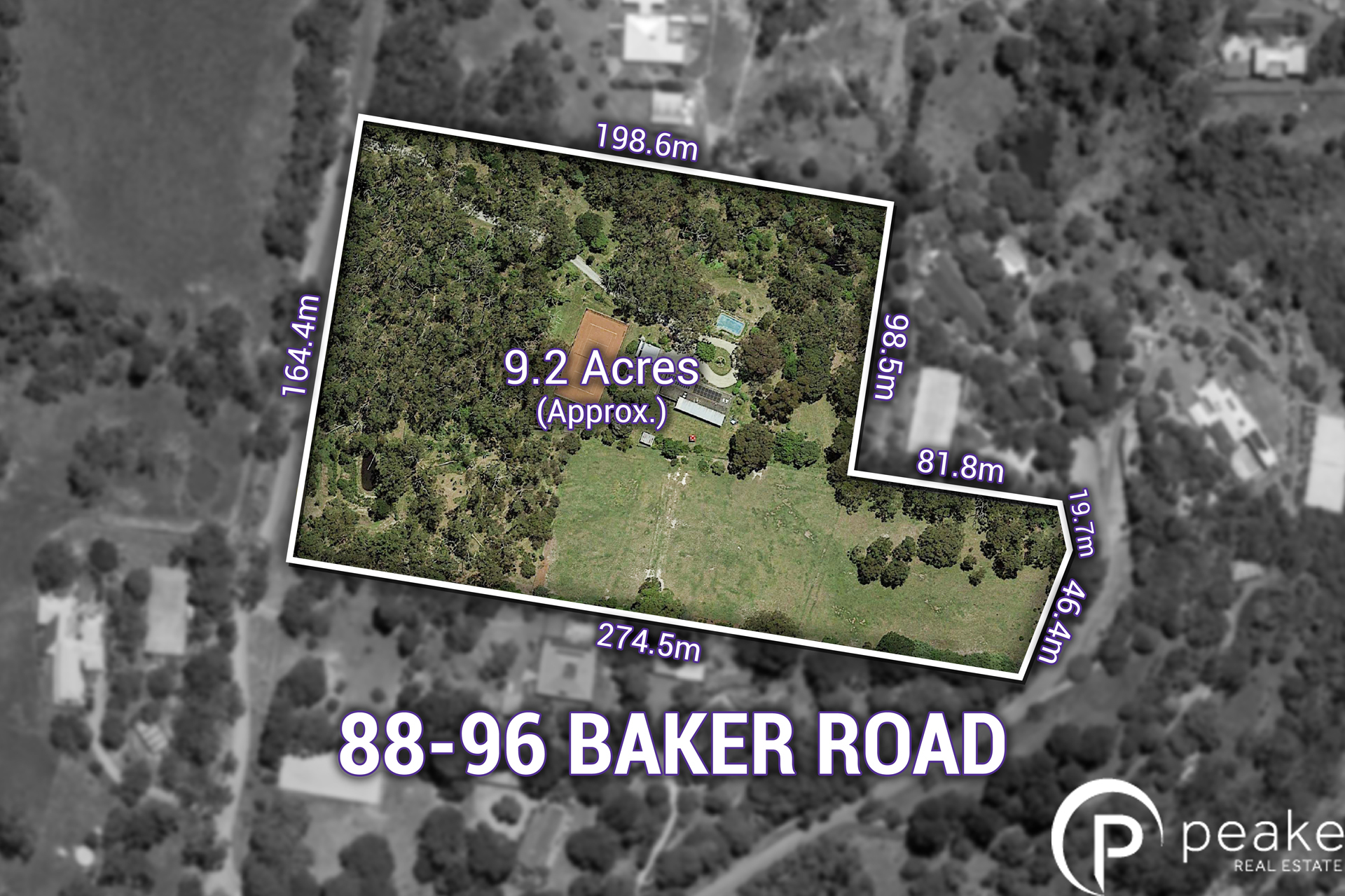 88 96 Baker Rd