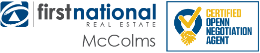First National McColms Openn Negotiation Certified