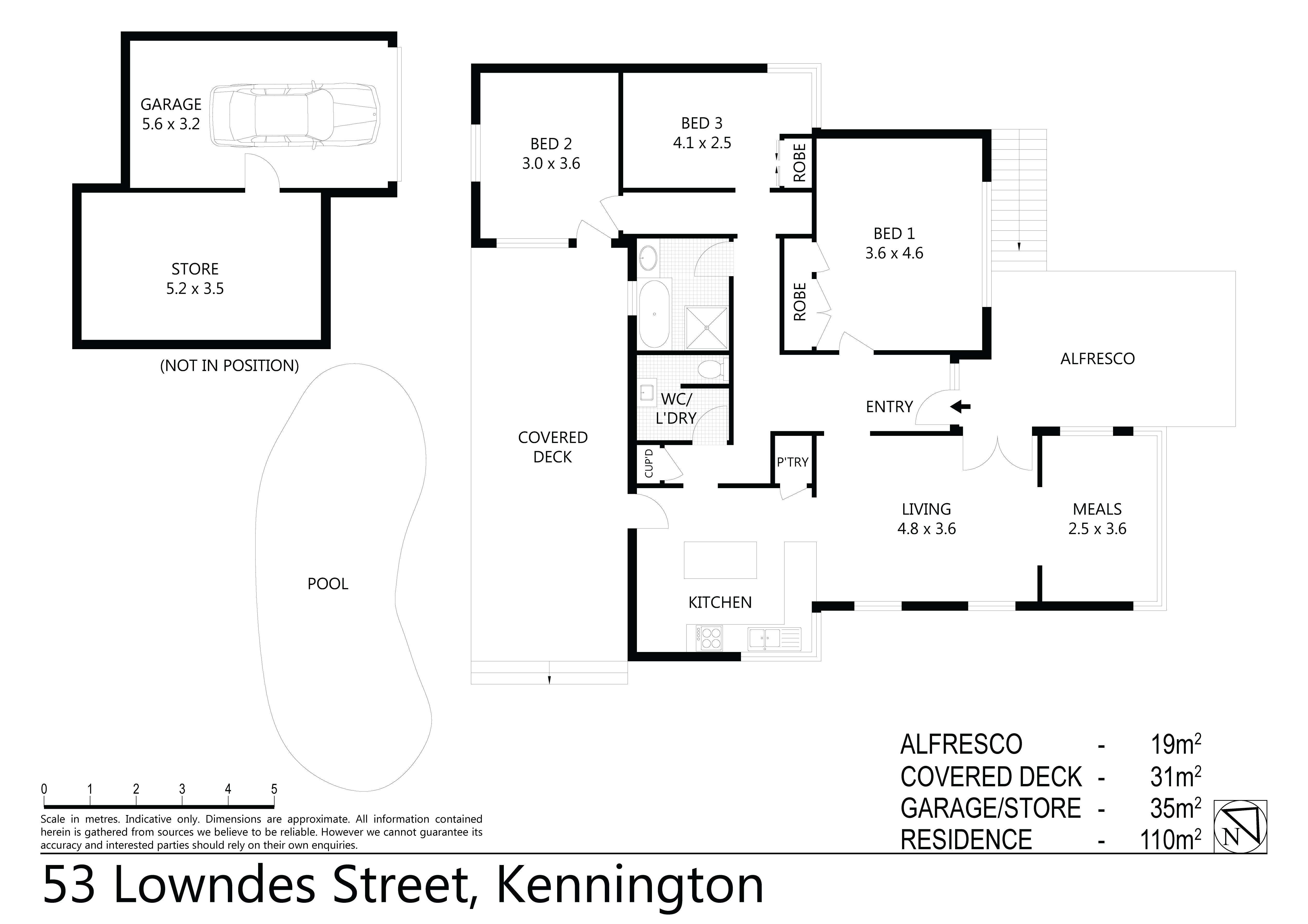 53 Lowndes Street, Kennington, VIC 3550