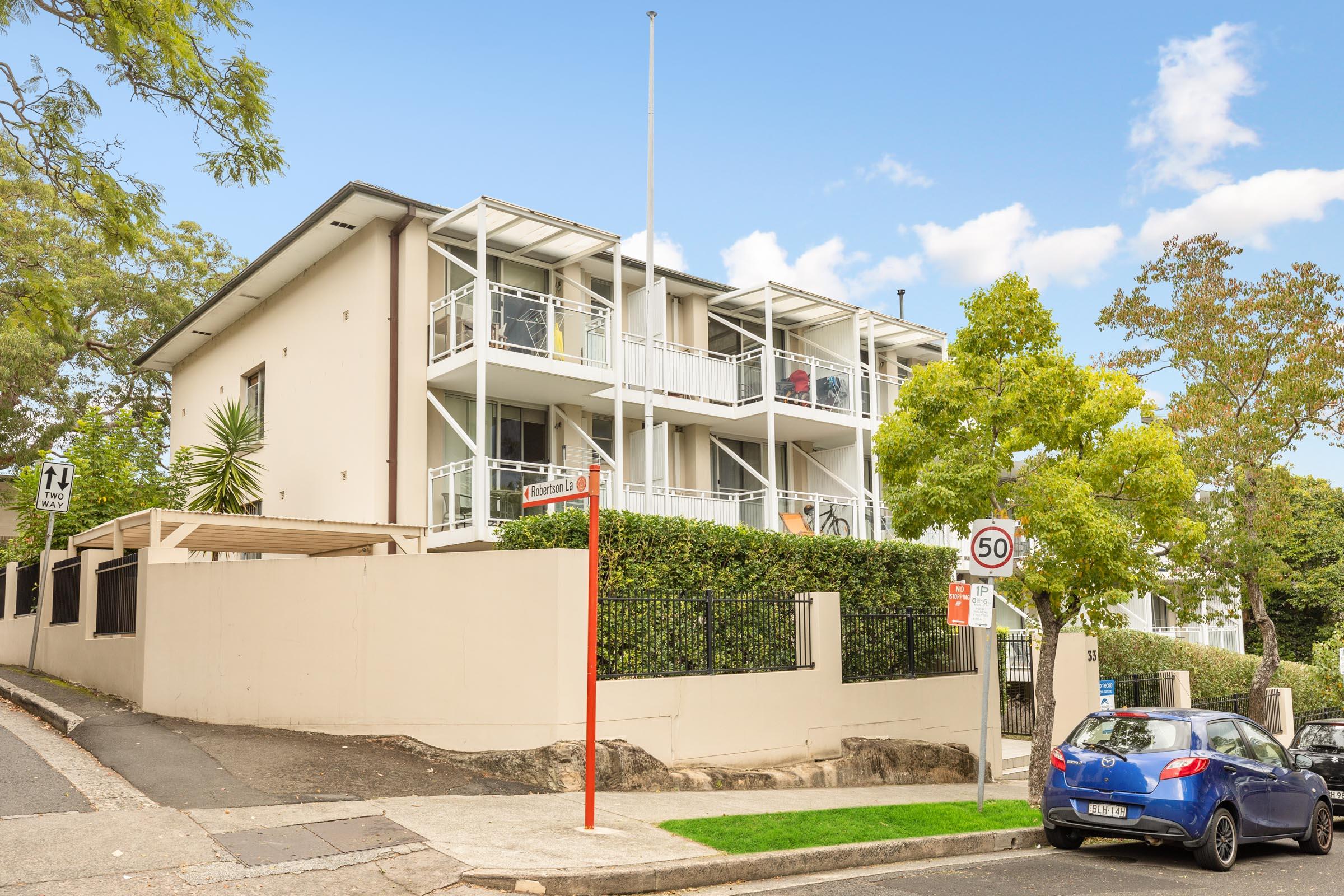 22/33 Fitzroy Street, Kirribilli, NSW 2061