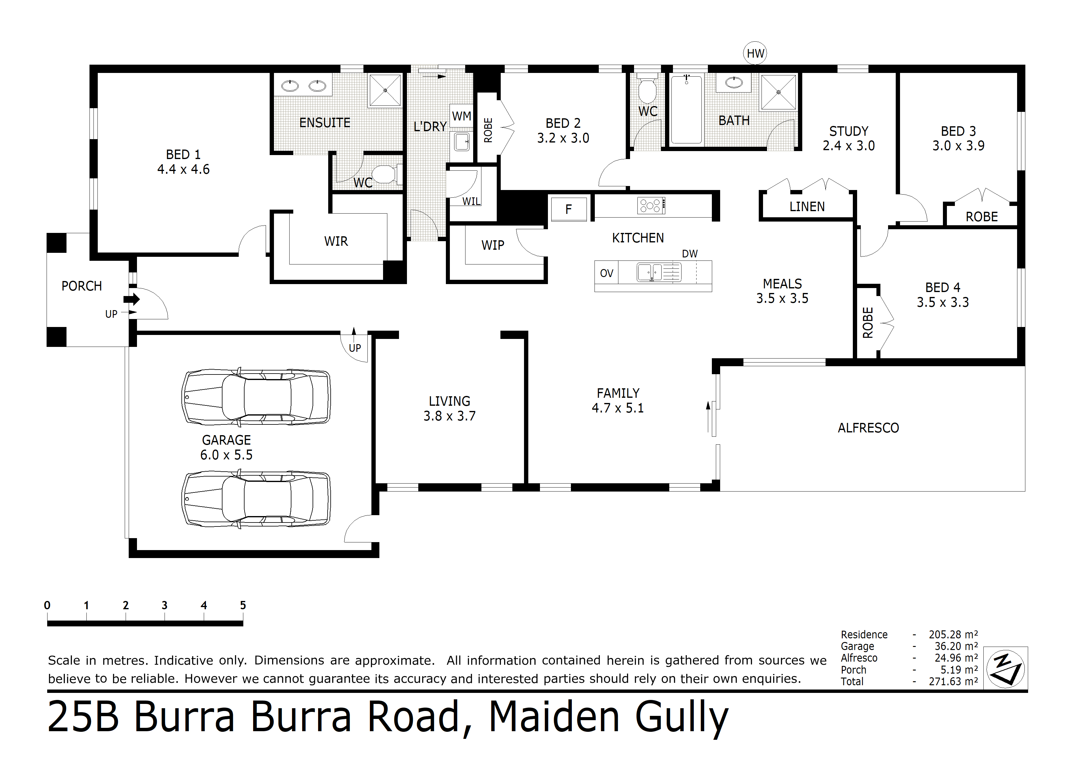25B Burra Burra Road, Maiden Gully, VIC 3551