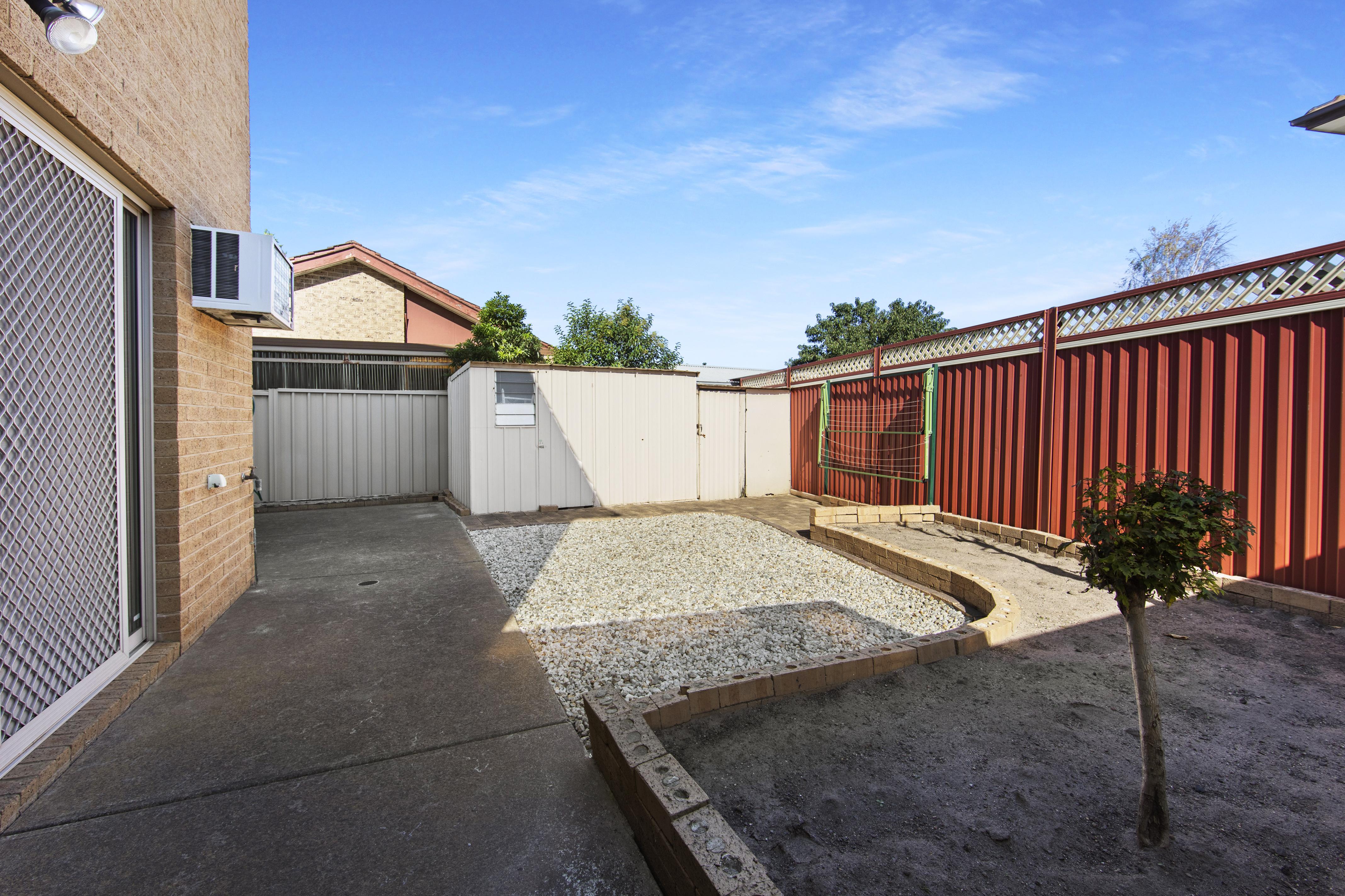 8 Backyard