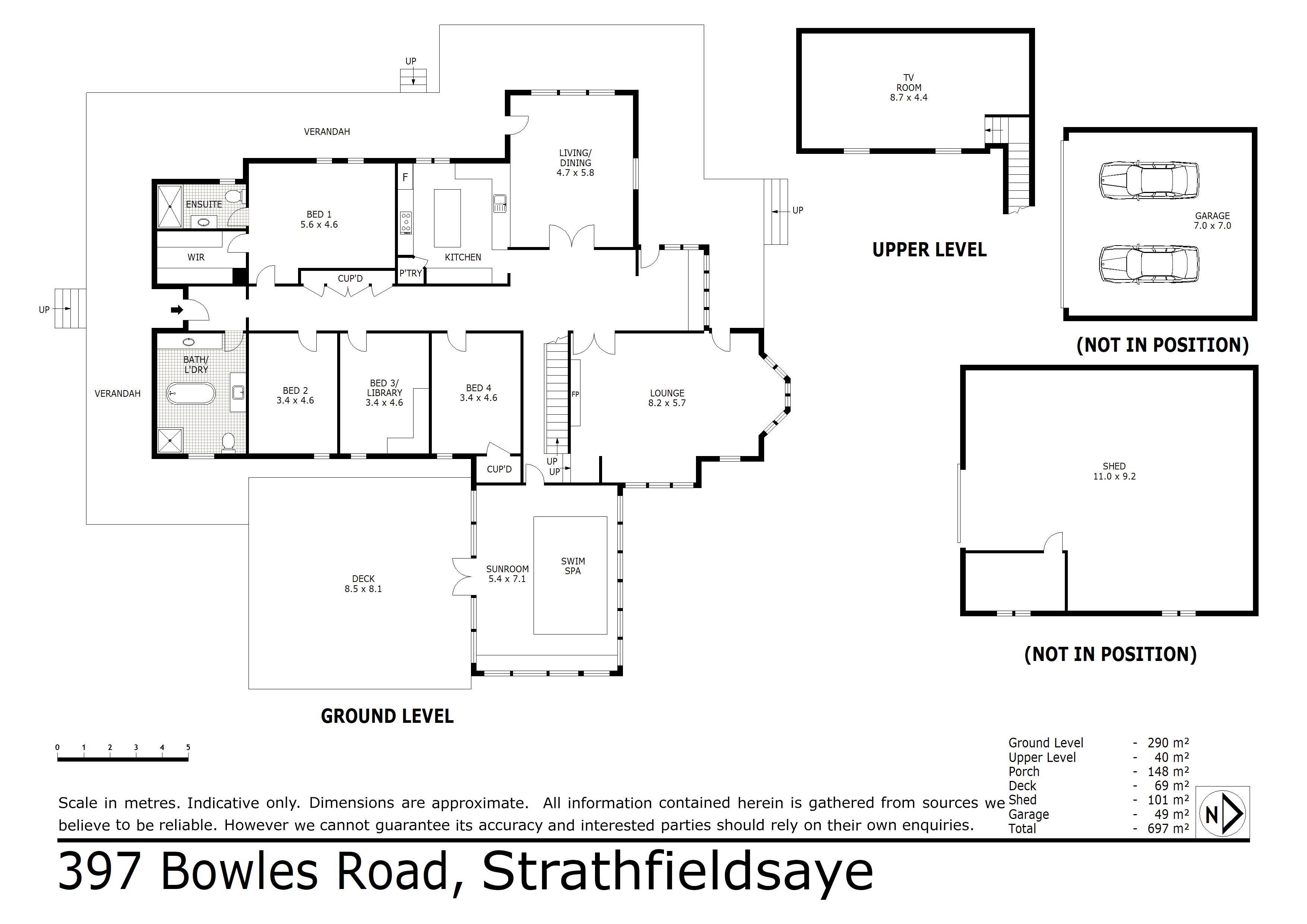 397 Bowles Road, Strathfieldsaye, VIC 3551