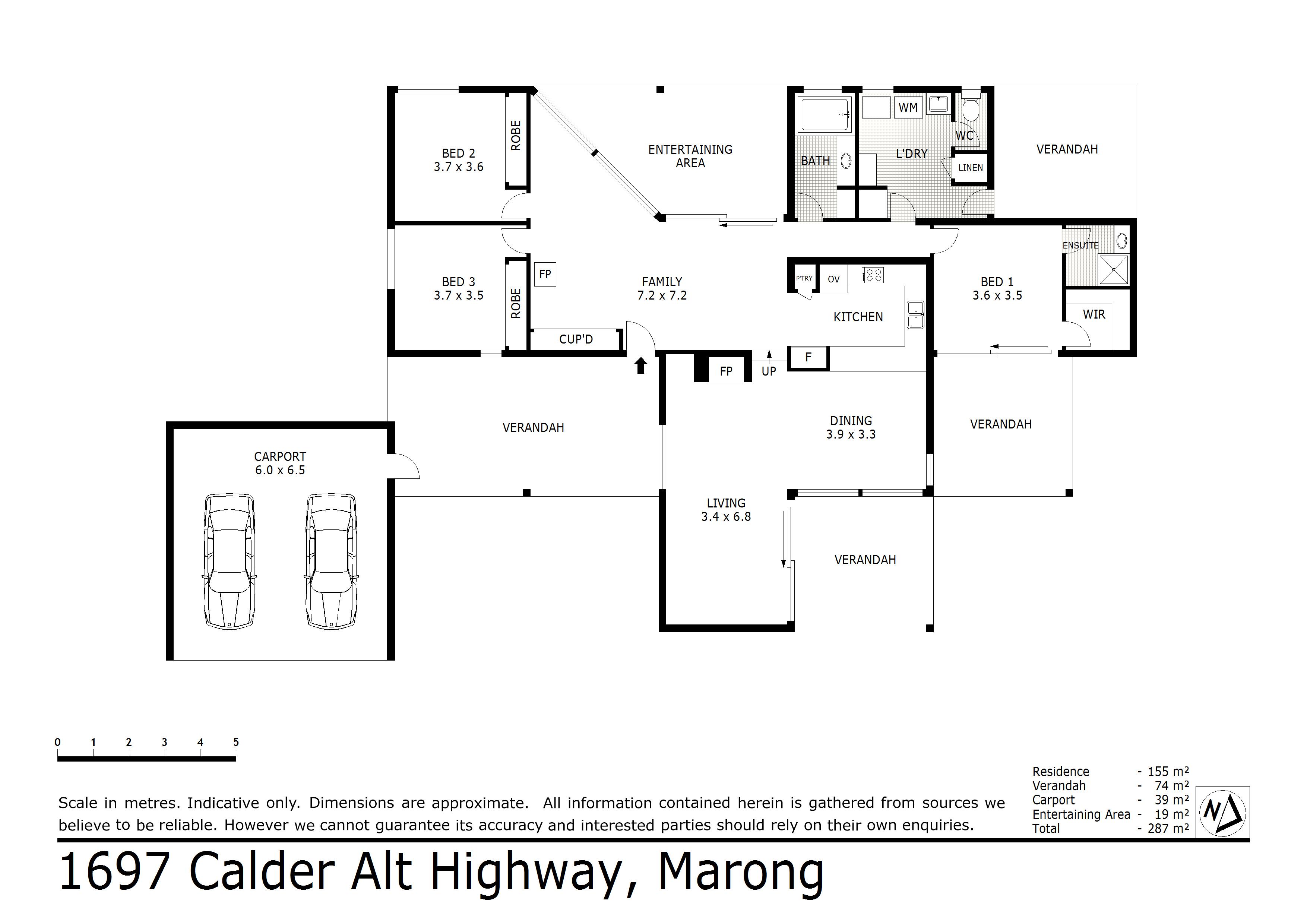 1697 Calder Alternative Highway, Marong, VIC 3515