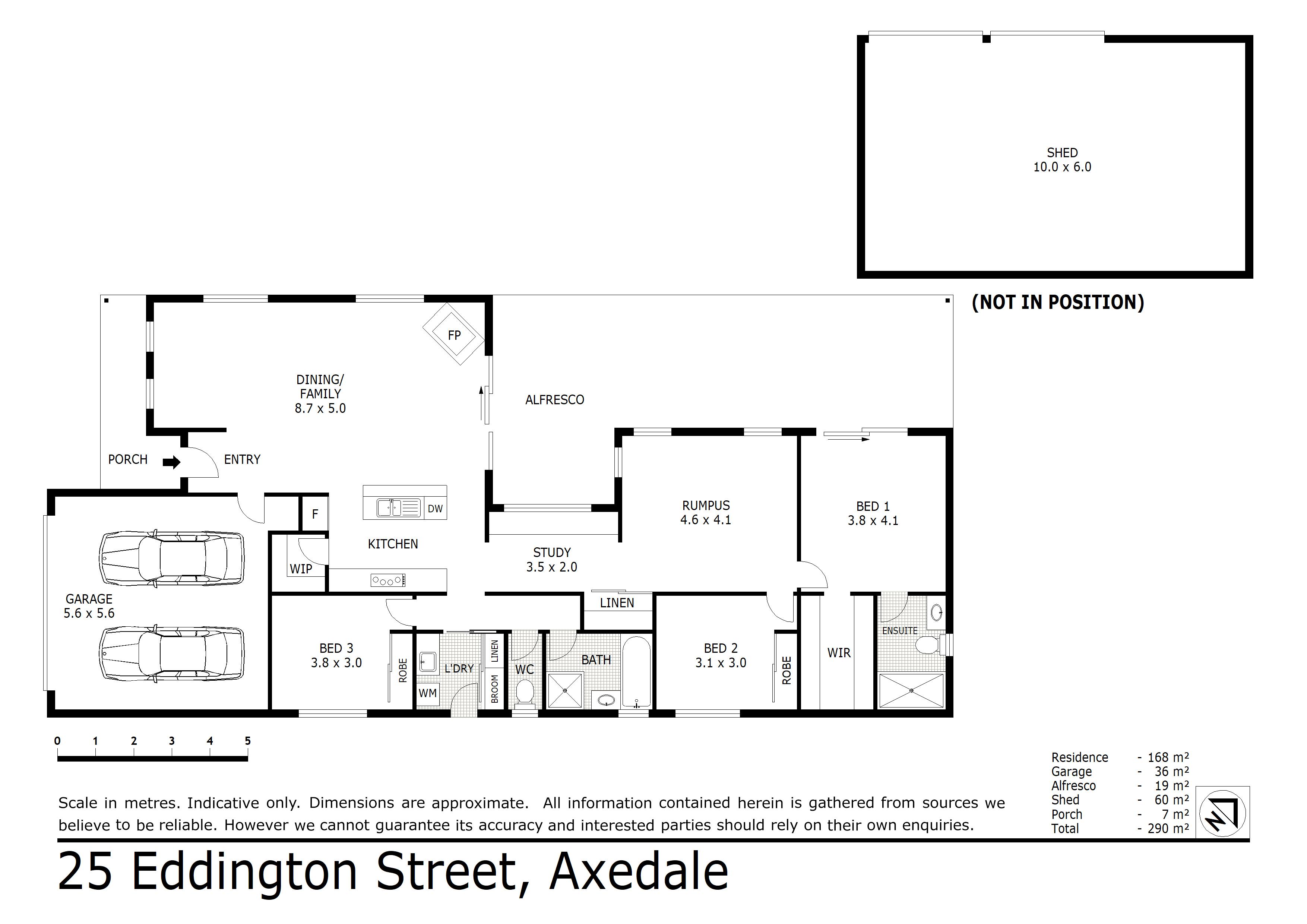 25 Eddington Street, Axedale, VIC 3551
