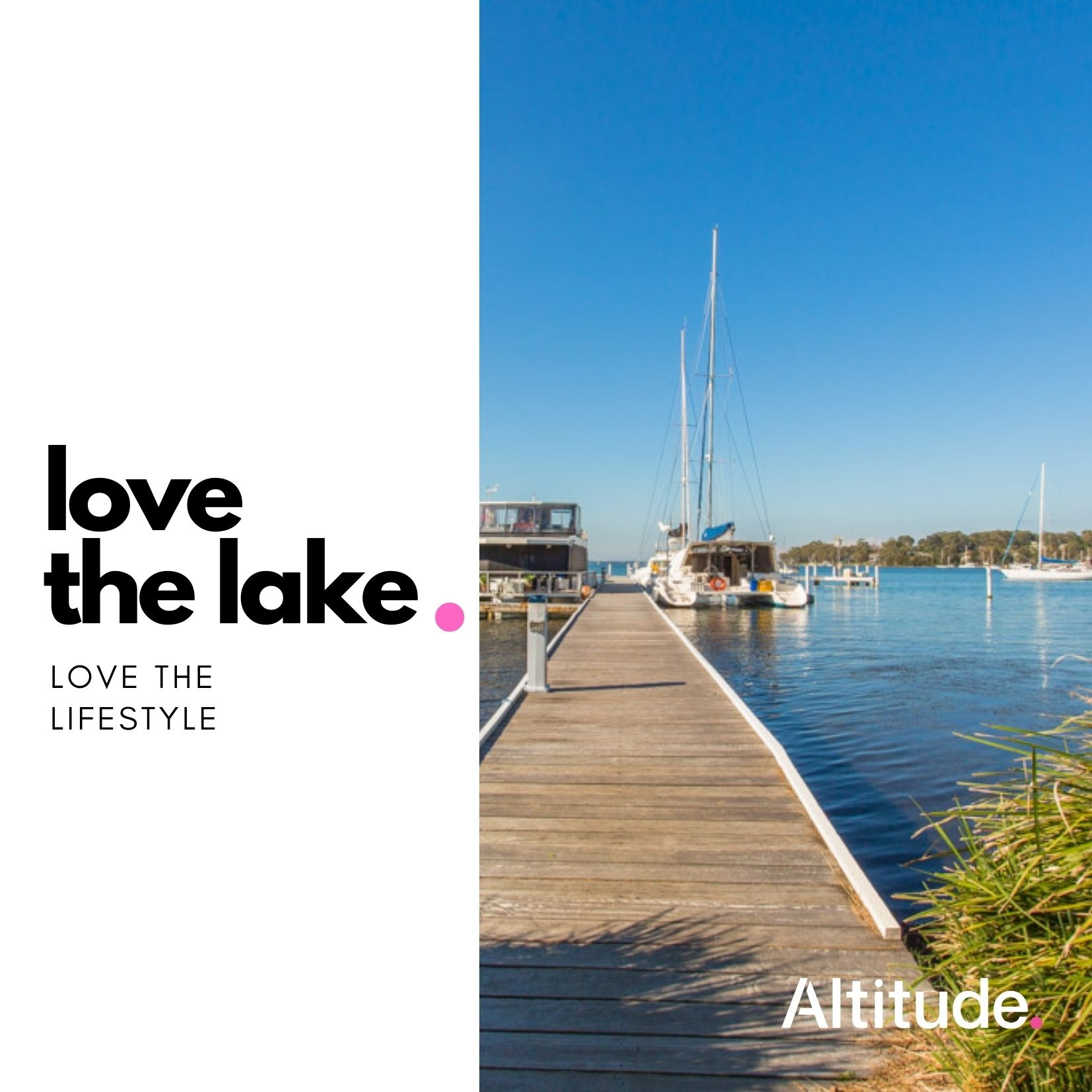 Leasing Campaign   Love the Lake
