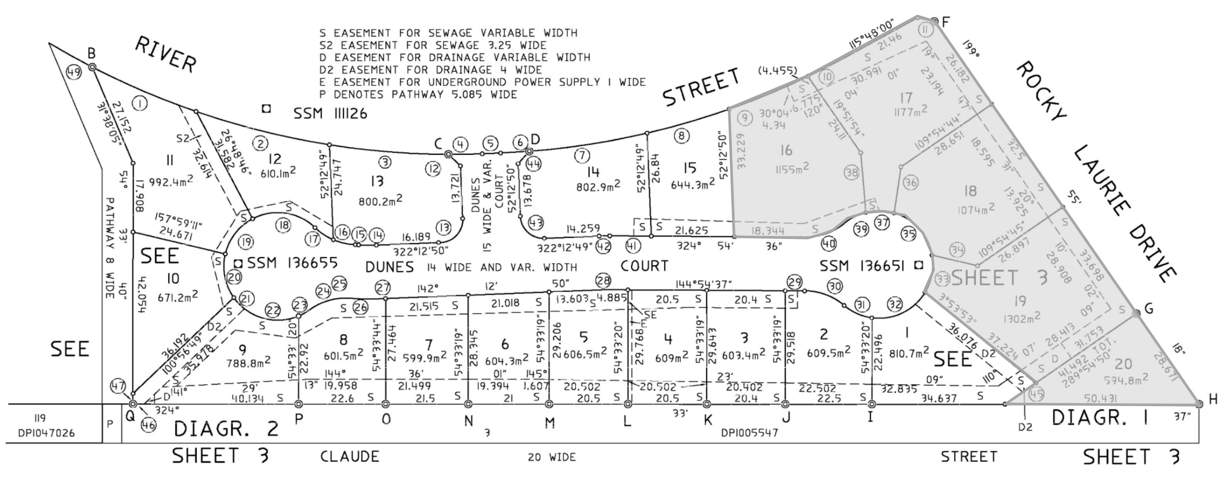 Lot 1 The Dunes Estate River Street, Yamba, NSW 2464