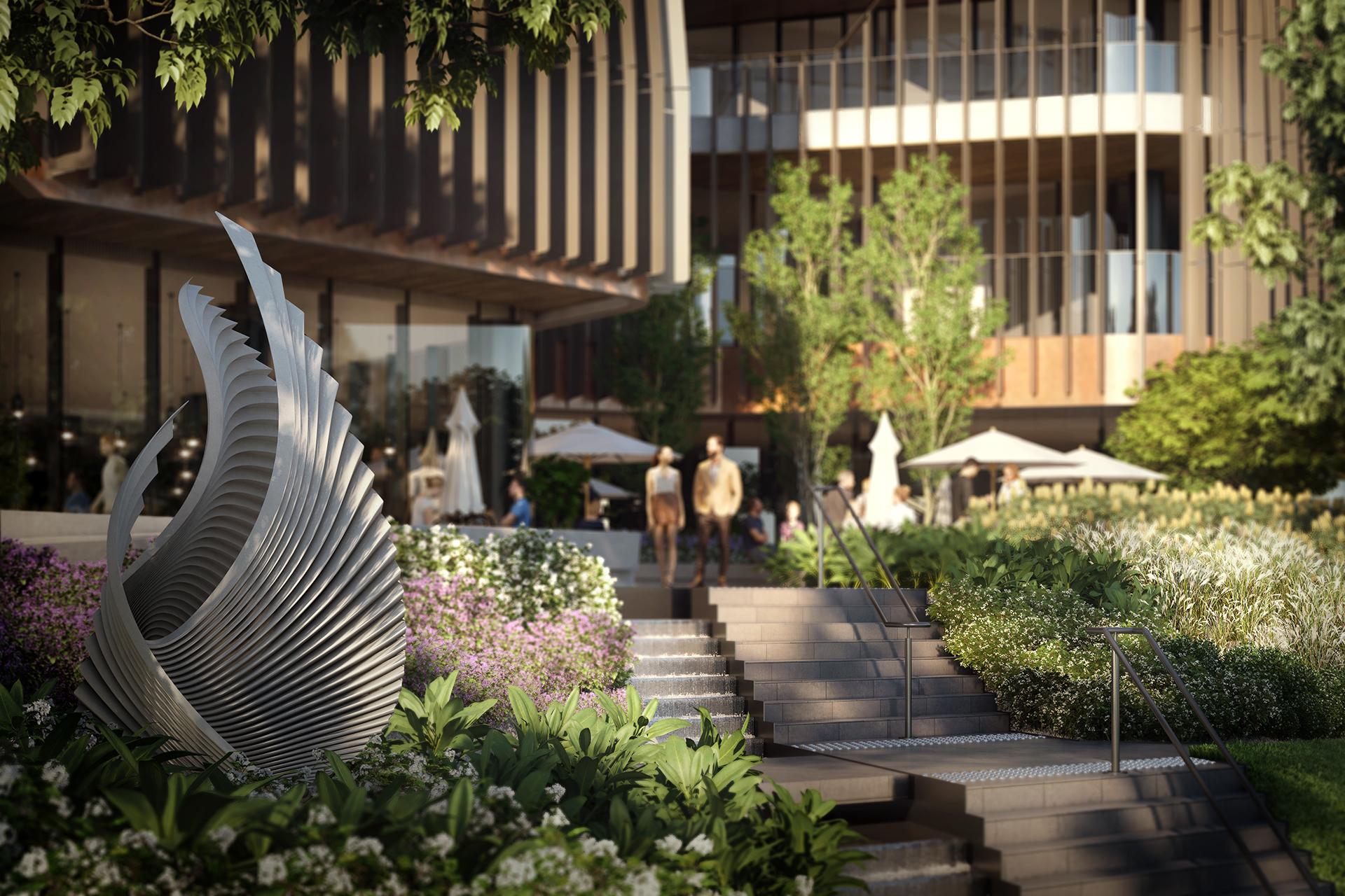 OSKH9386 Melbourne Square EA03 Kavanagh Park Detail