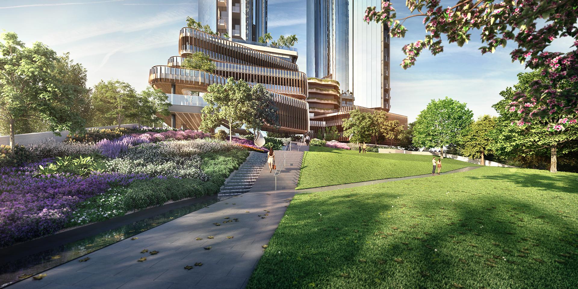 OSKH9386 Melbourne Square EA02 Kavanagh Park