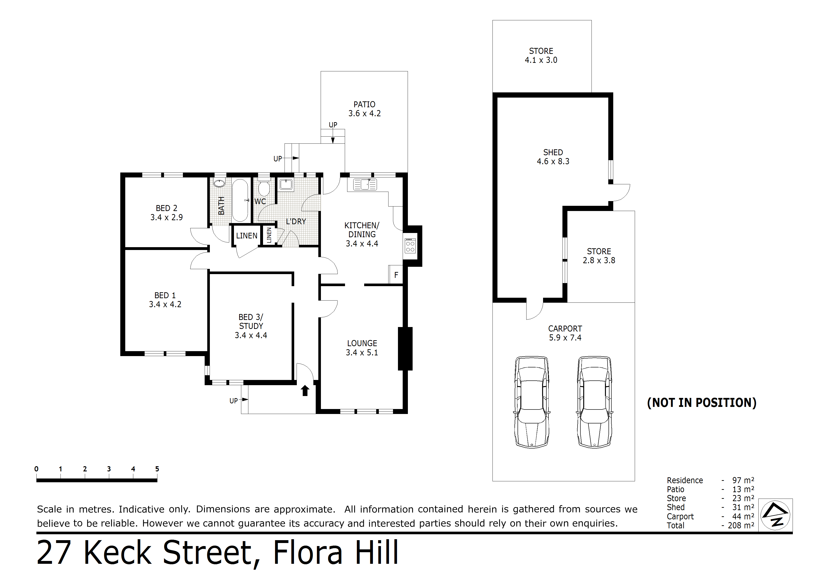 27 Keck Street, Flora Hill, VIC 3550