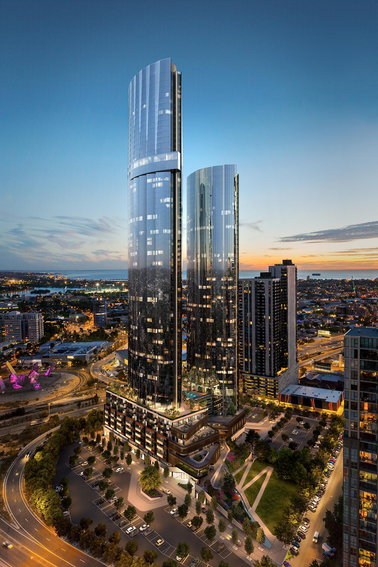 OSKH9386 Melbourne Square EL05 Masterplan Hero