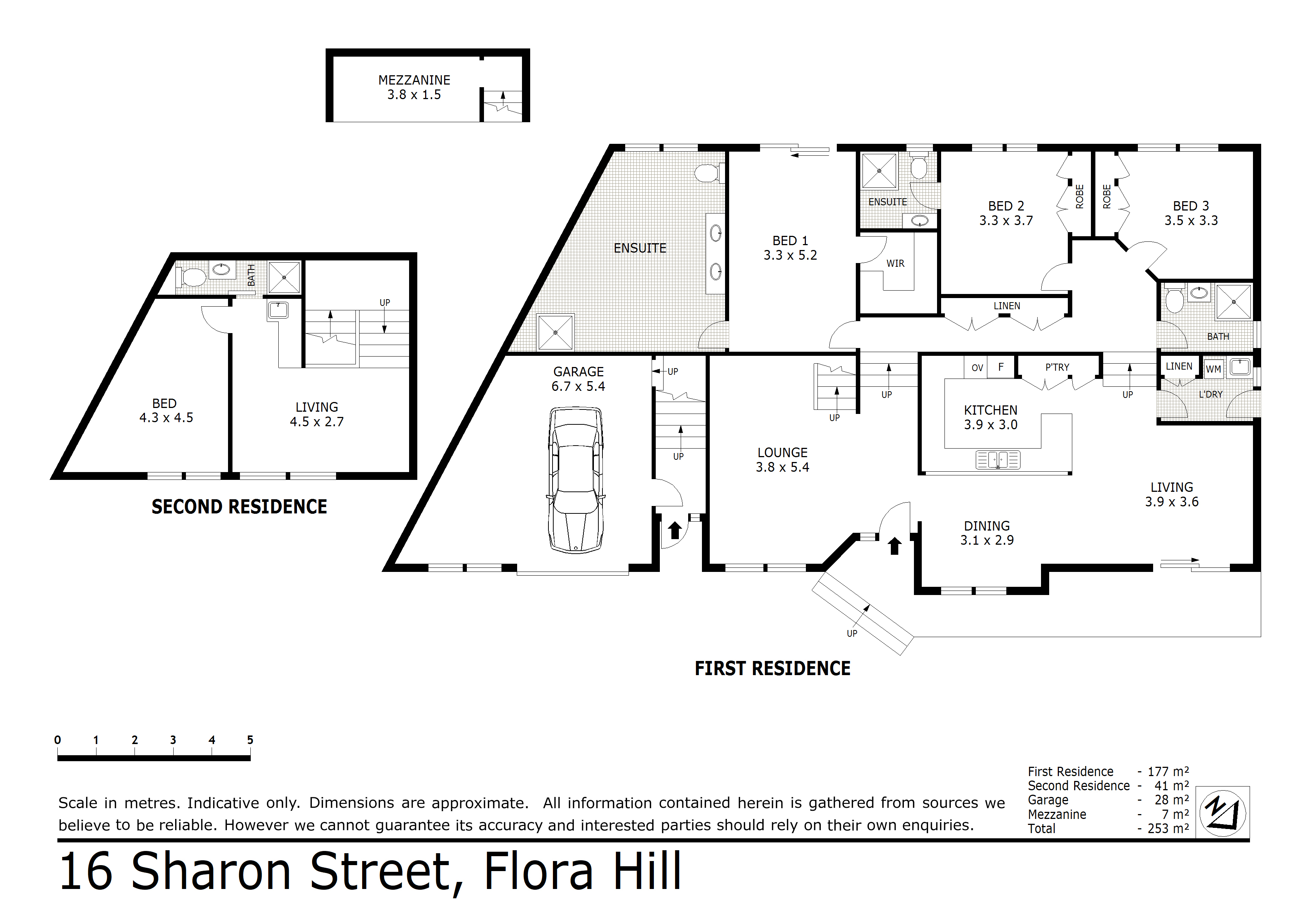 16 Sharon Street, Flora Hill, VIC 3550
