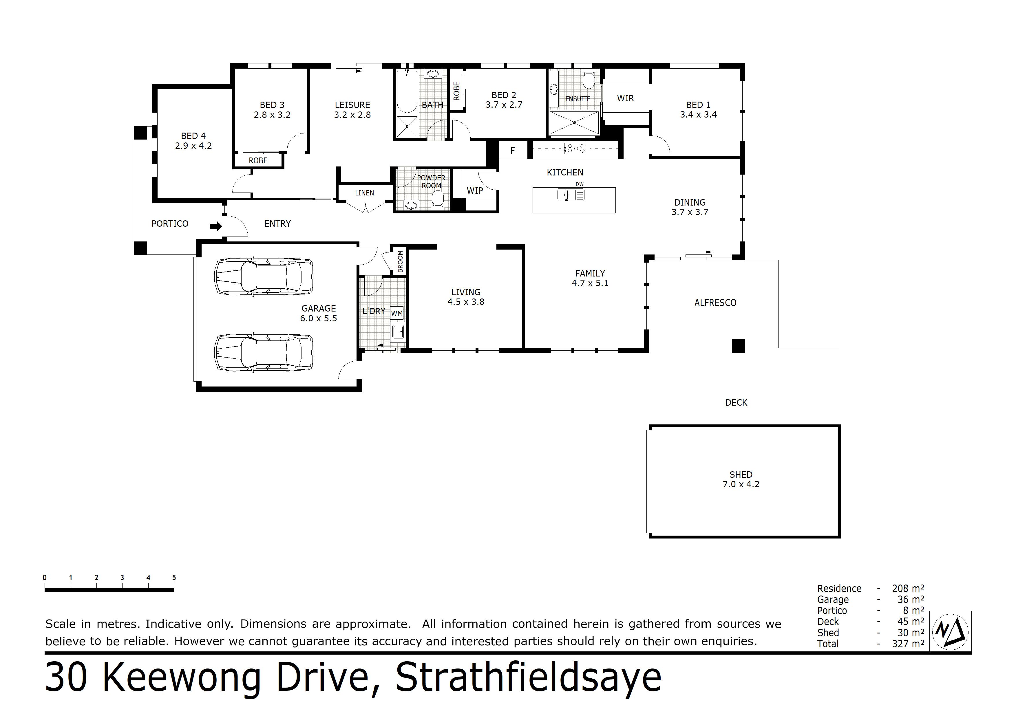 30 Keewong Drive, Strathfieldsaye, VIC 3551