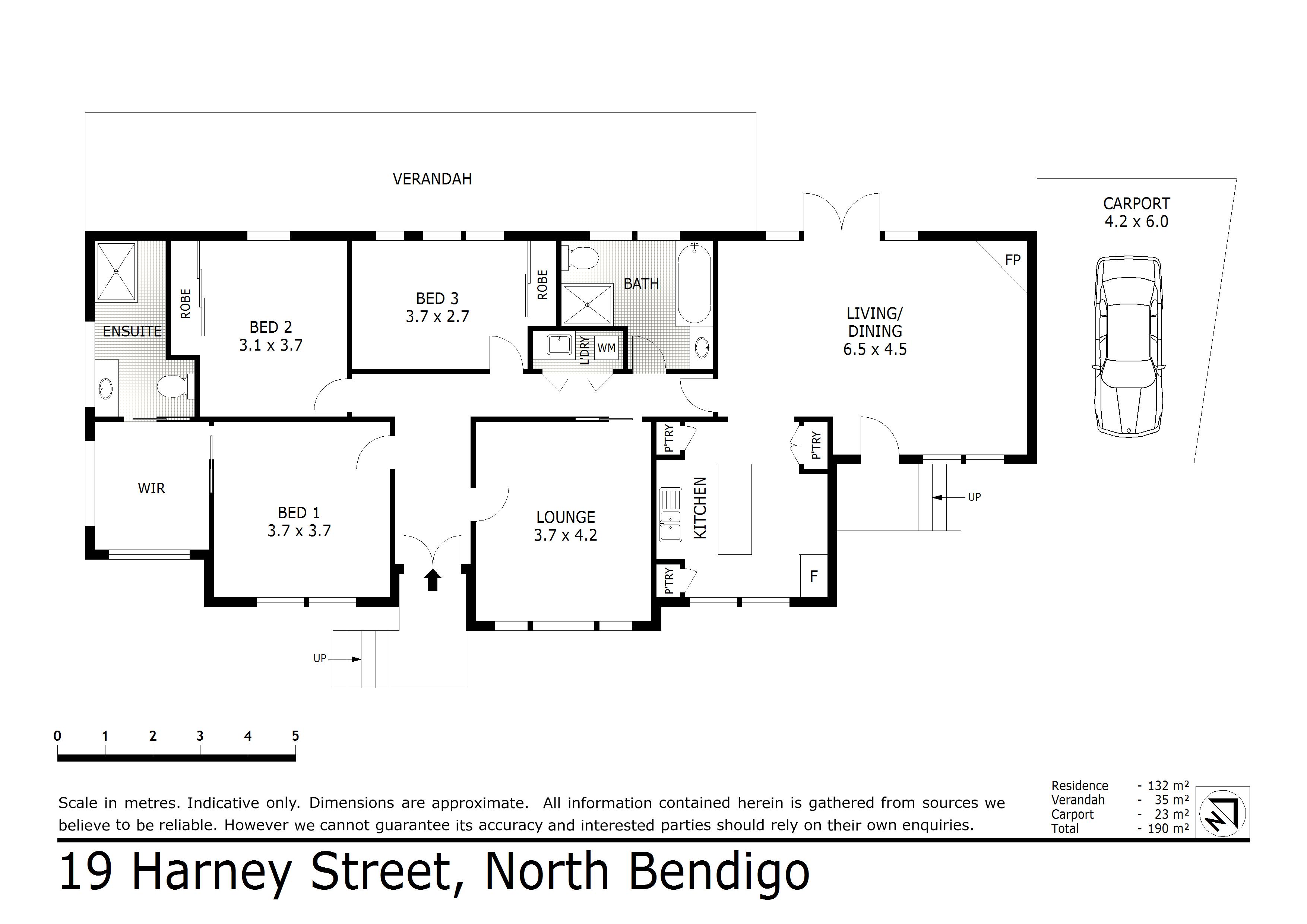 19 Harney Street, North Bendigo, VIC 3550