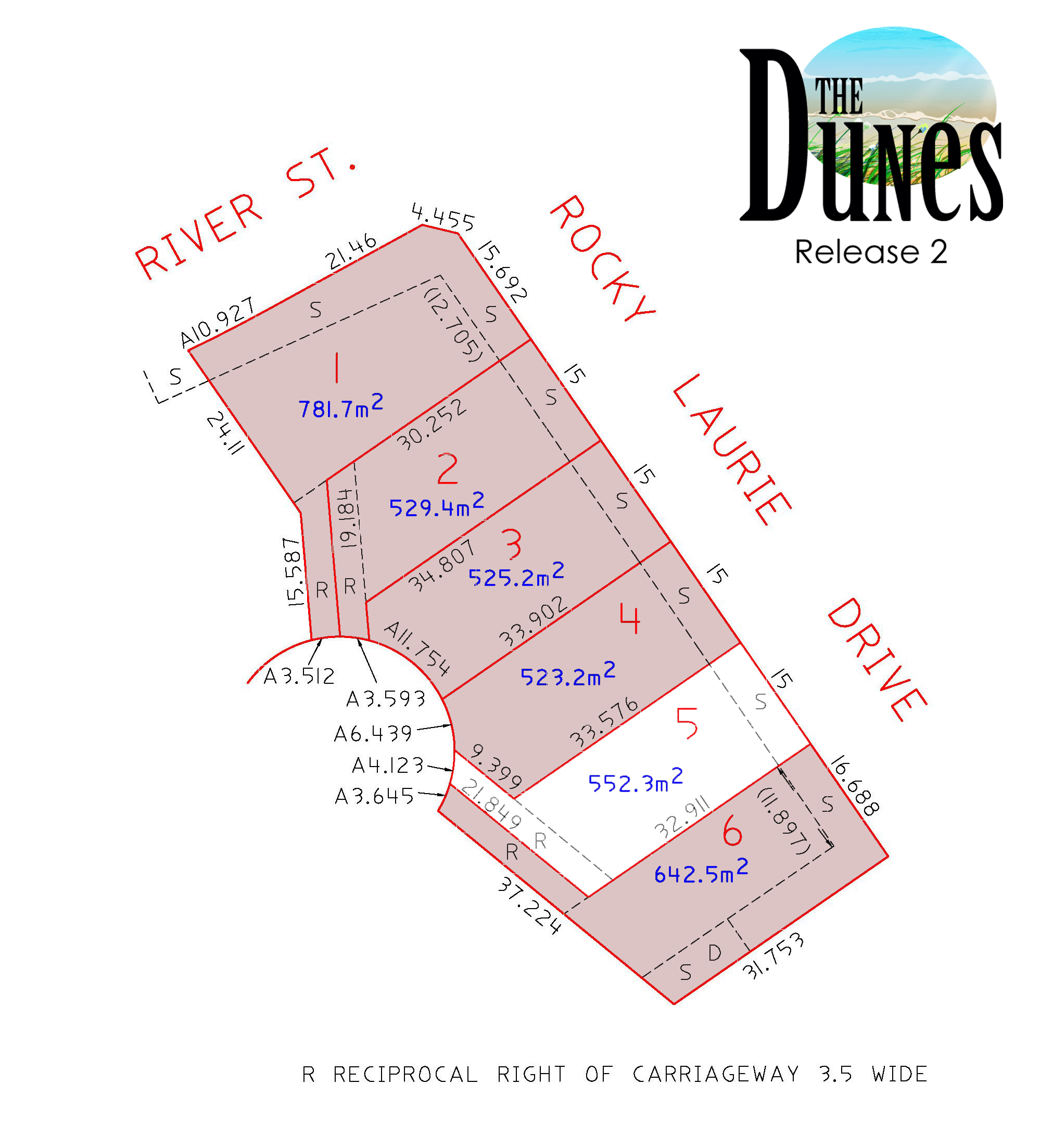 Proposed Lot 5 Dunes Court - The Dunes Estate, Yamba, NSW 2464
