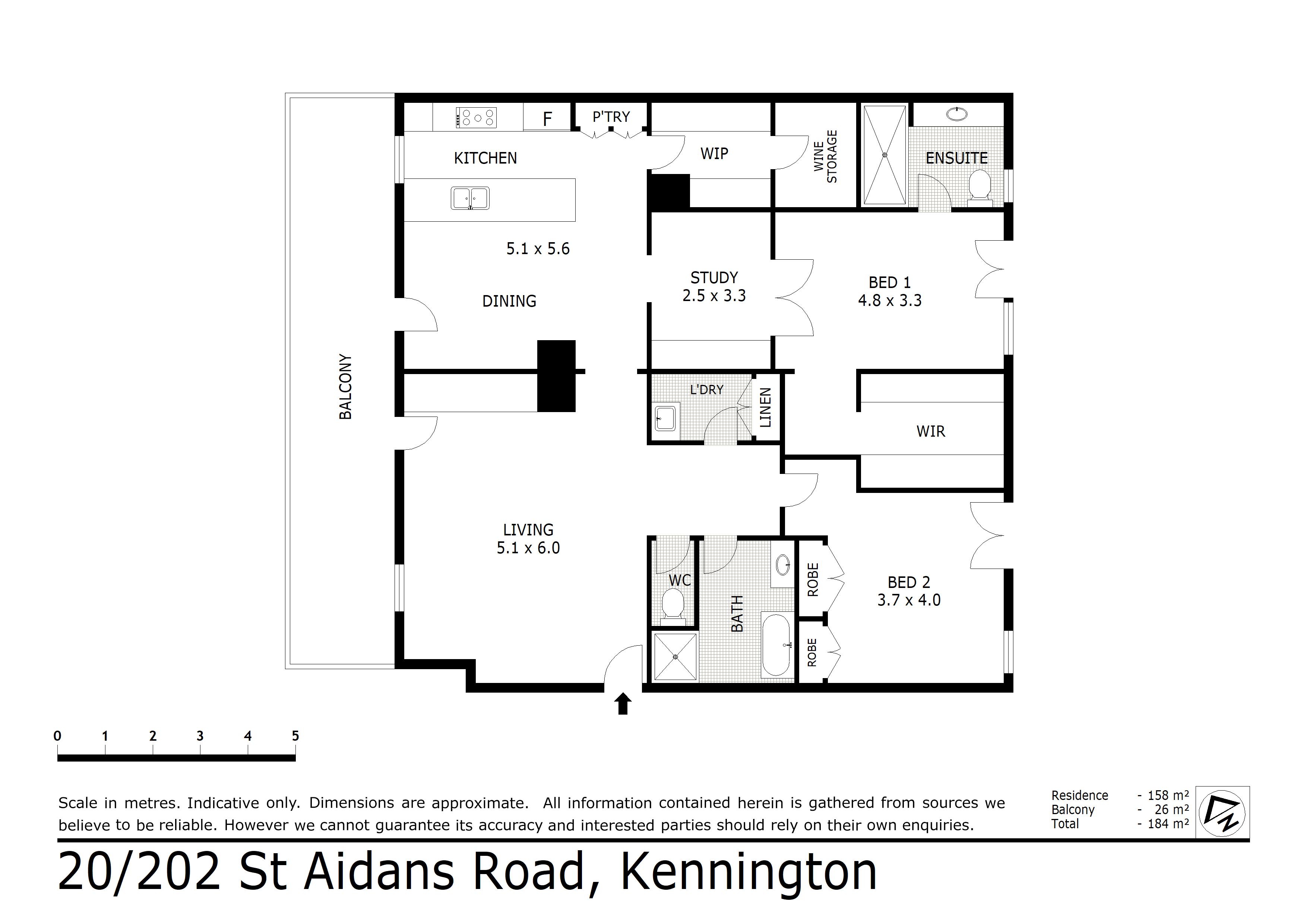 20/202 St Aidans Road, Kennington, VIC 3550