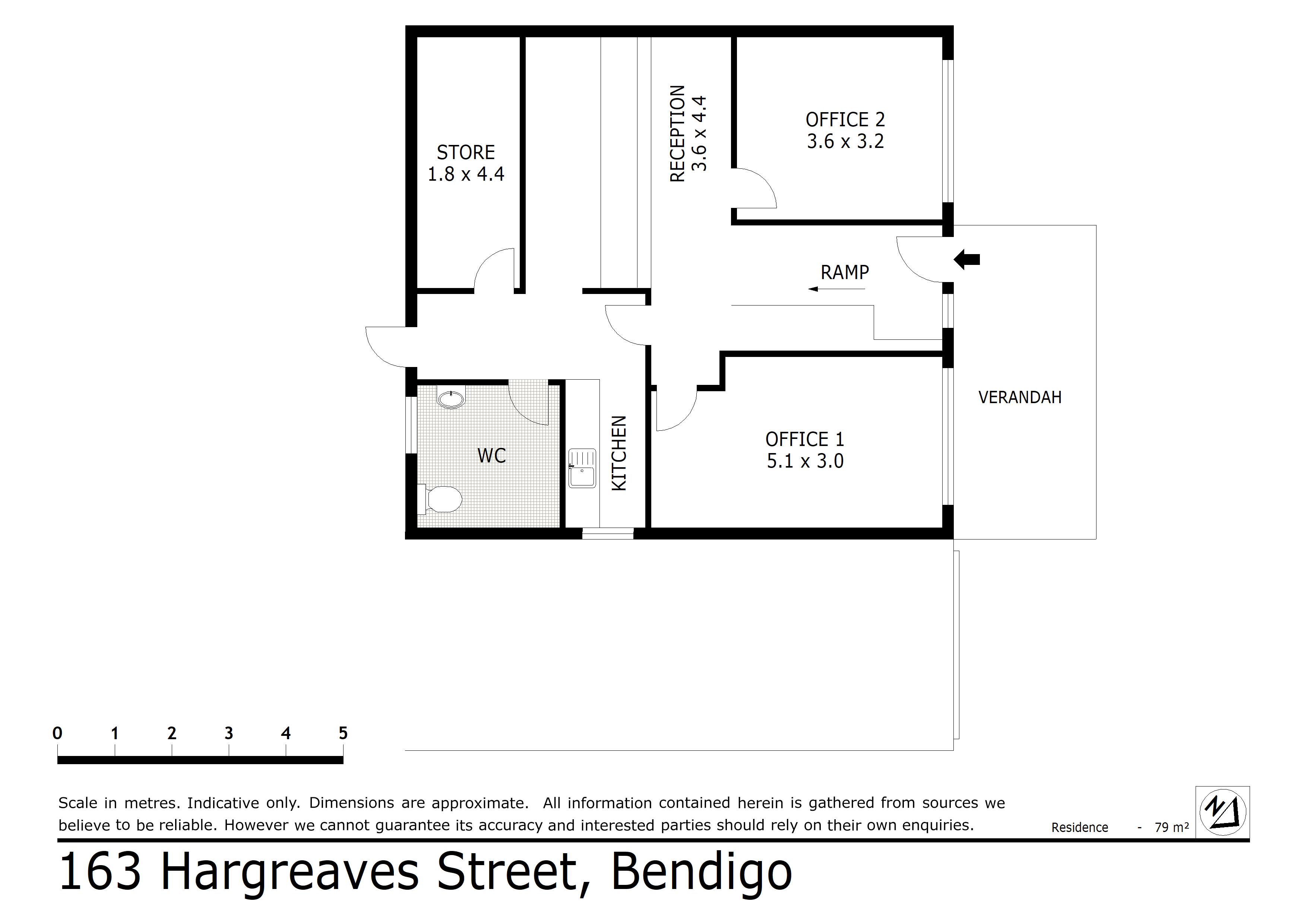 163 Hargreaves Street, Bendigo, VIC 3550