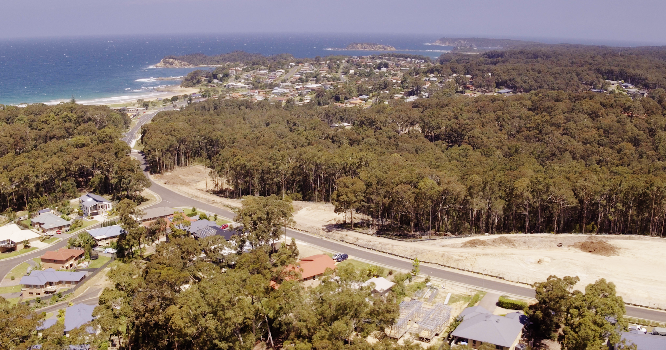 Lots 24 & 25 The Ridge Road, Malua Bay, NSW 2536