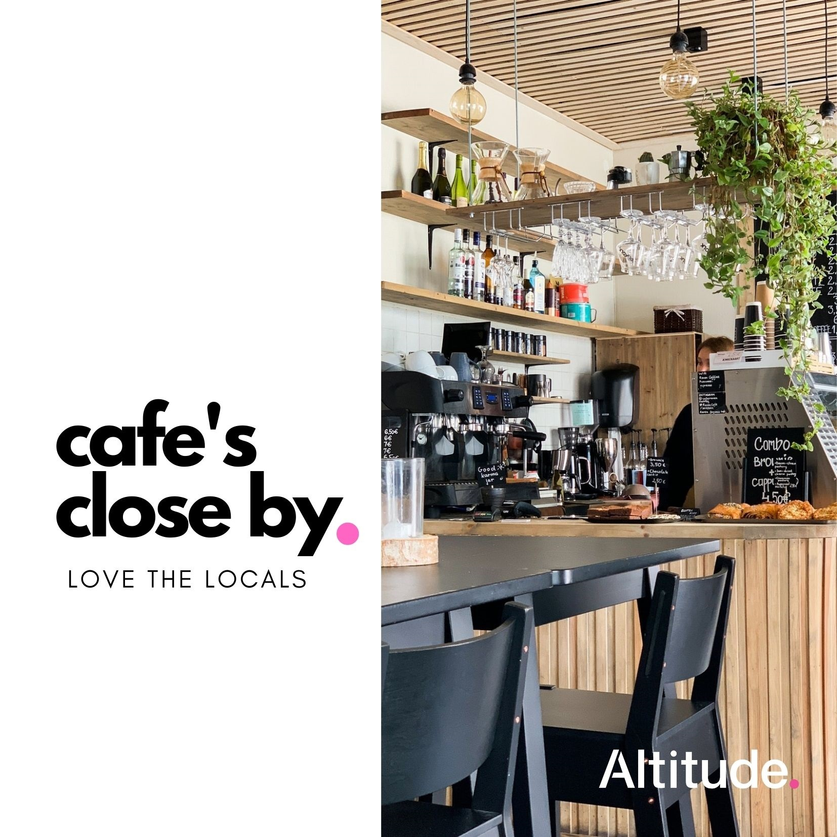 Leasing Campaign   Cafes Close By