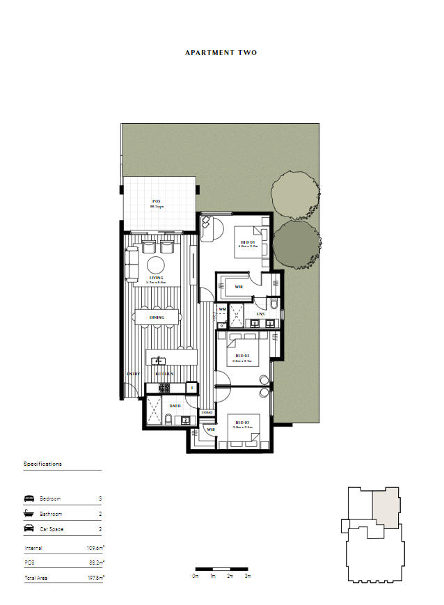 Aspire   Apartment 2