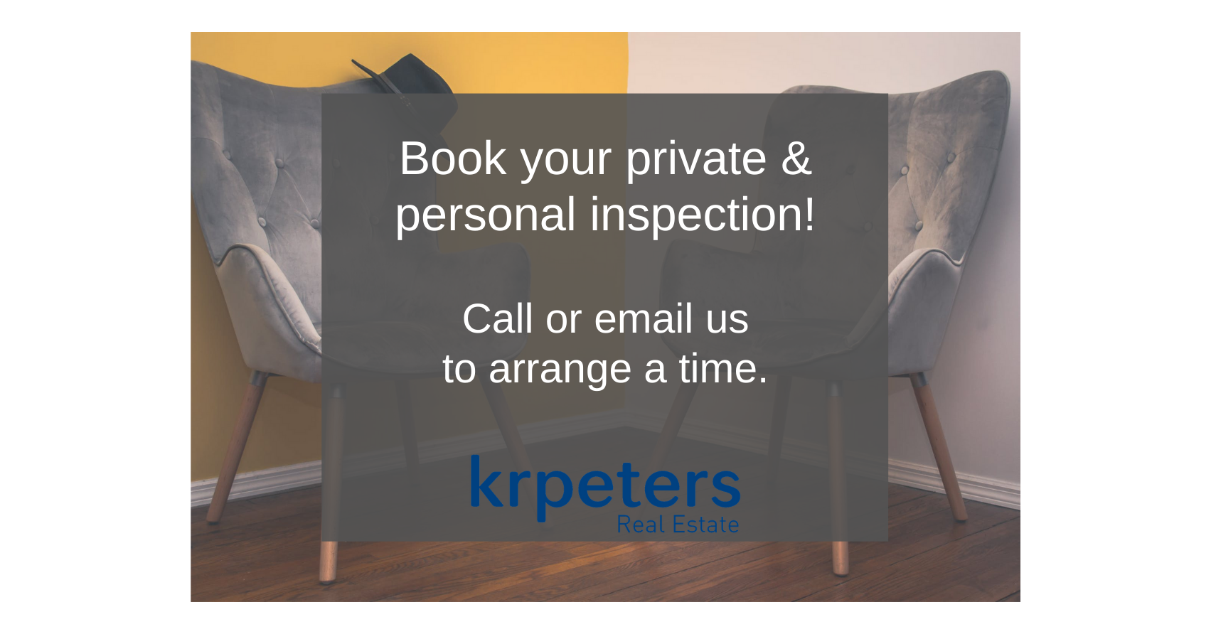 Book your private inspection