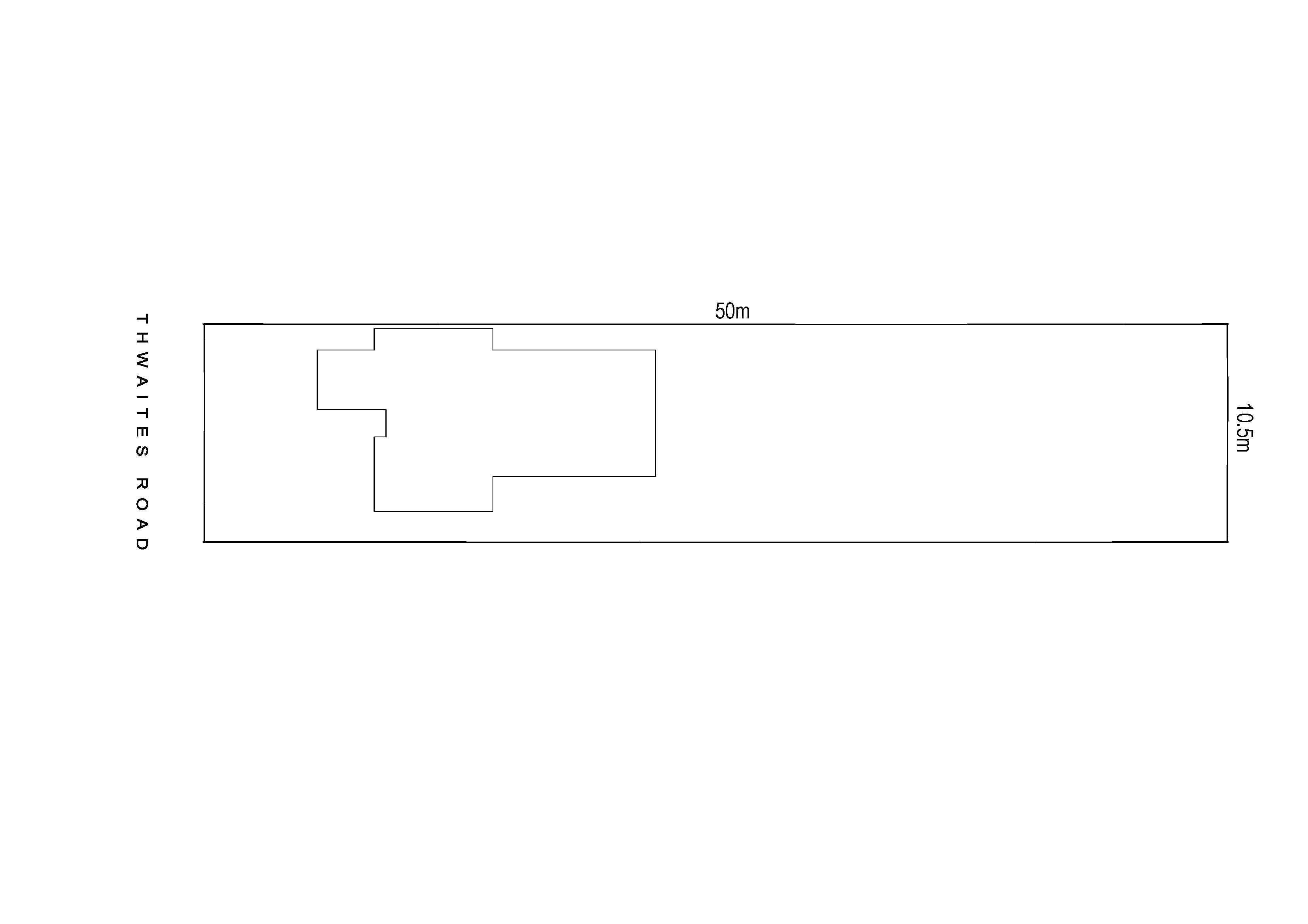 63ThwaitesRdPakenham siteplan