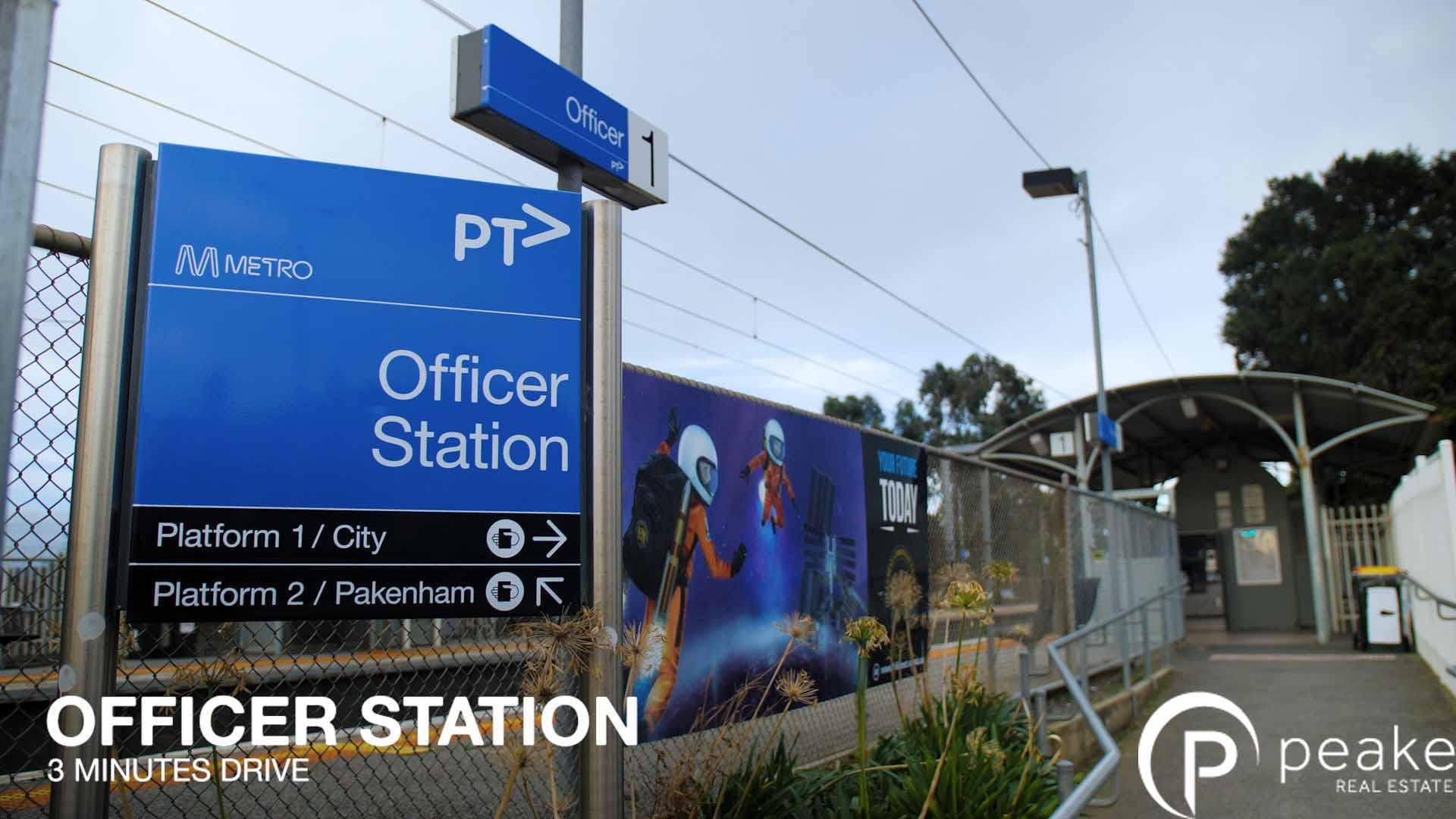 36 Officer Station