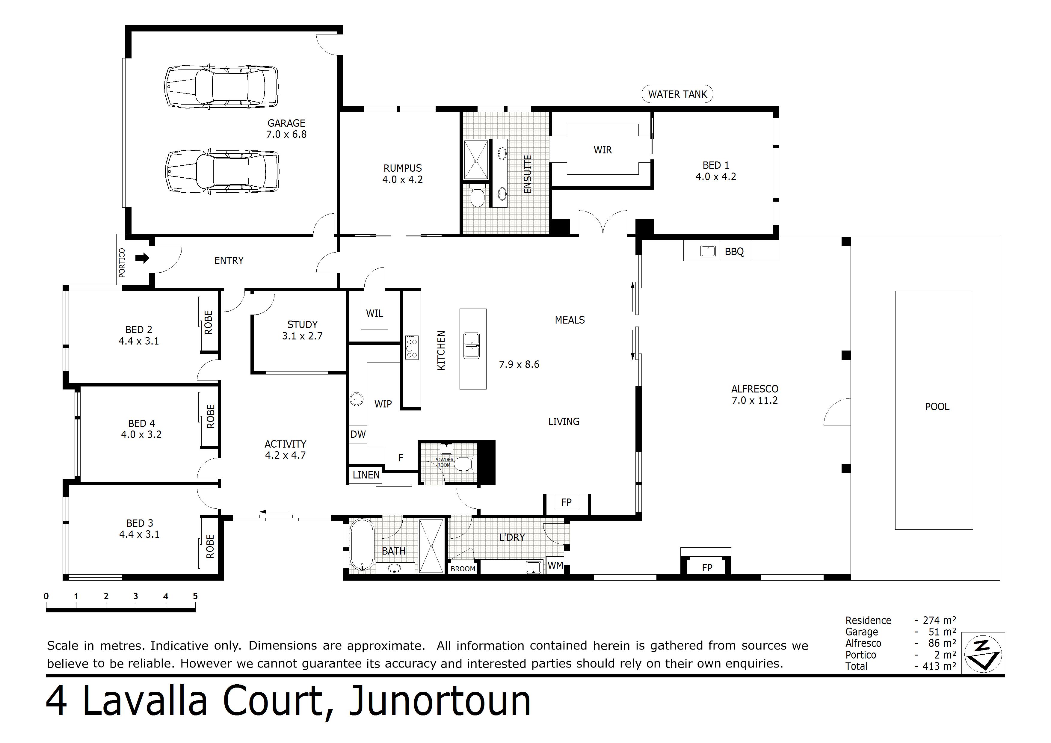 4 La Valla Court, Junortoun, VIC 3551