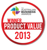 2013 Winner - Product Value