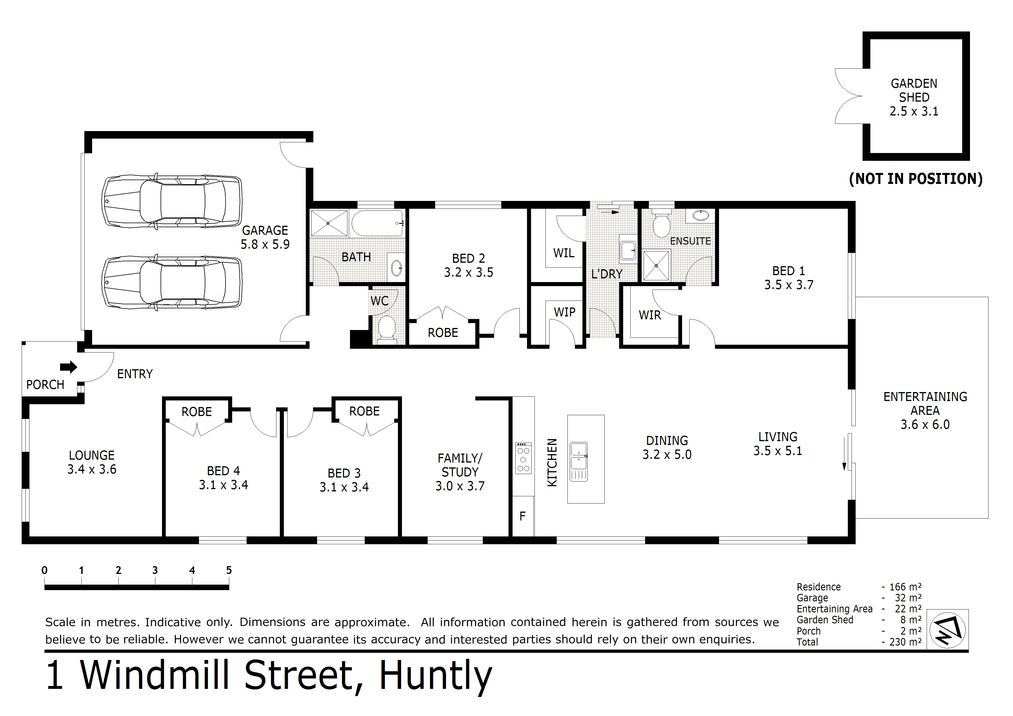 1 Windmill Street, Huntly, VIC 3551