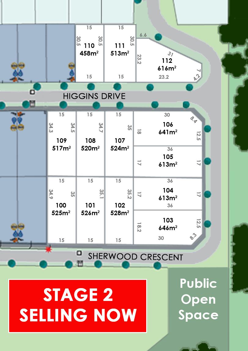 Proposed Lot 112, McGregor Estate, Broadwater, WA 6280