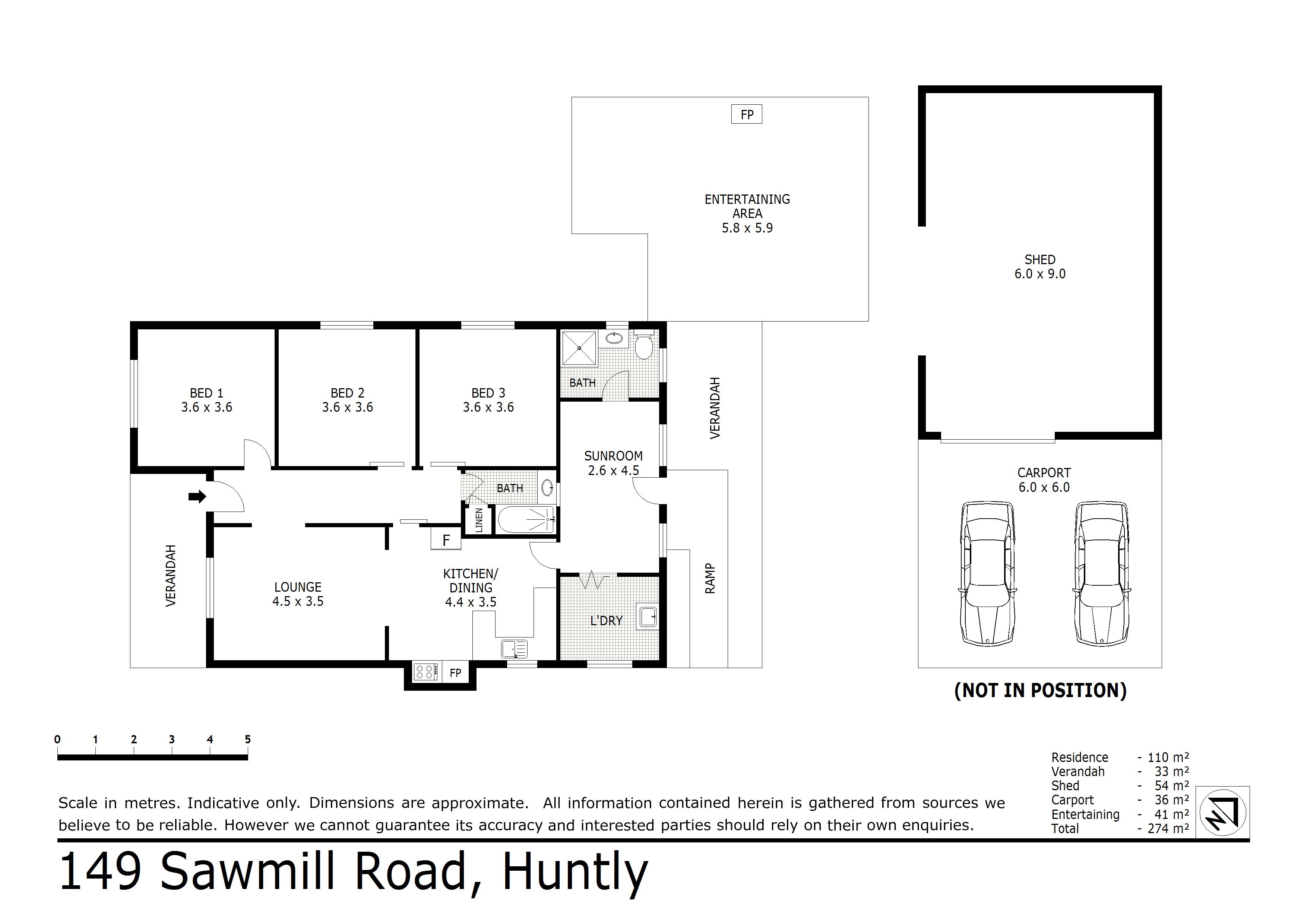 149 Sawmill Road, Huntly, VIC 3551
