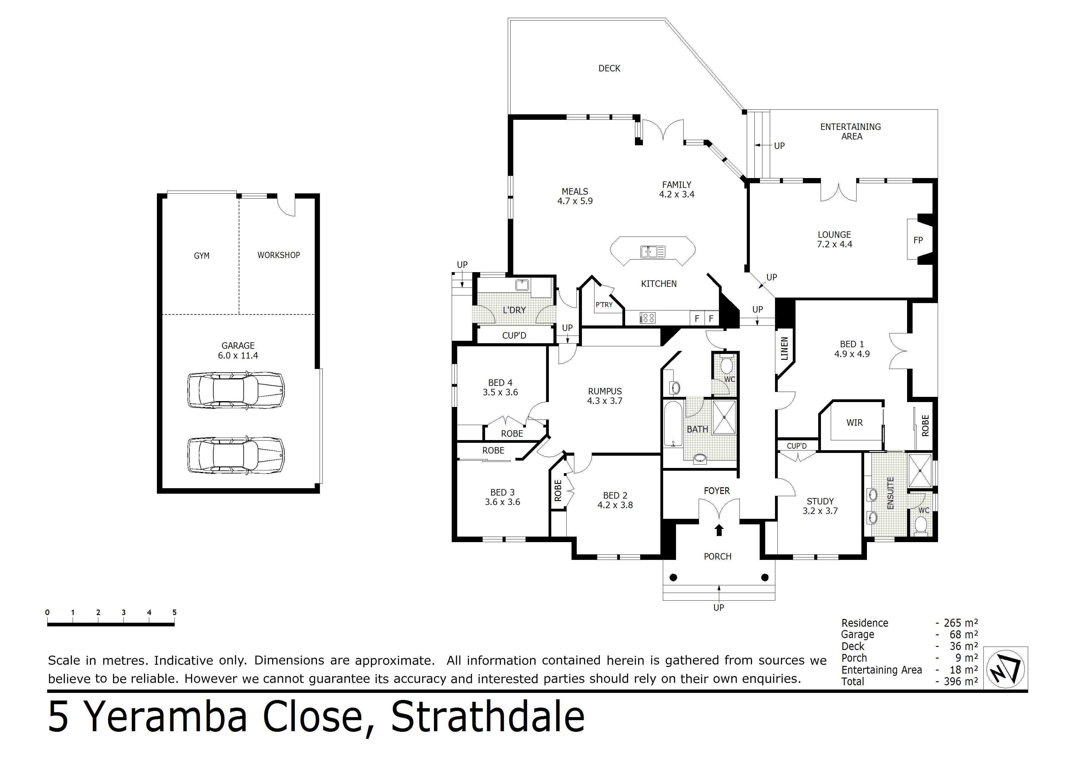 5 Yeramba Close, Strathdale, VIC 3550