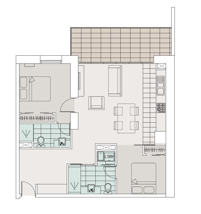 Pagan Real Estate :: 118/87-89 Raleigh Street, Essendon
