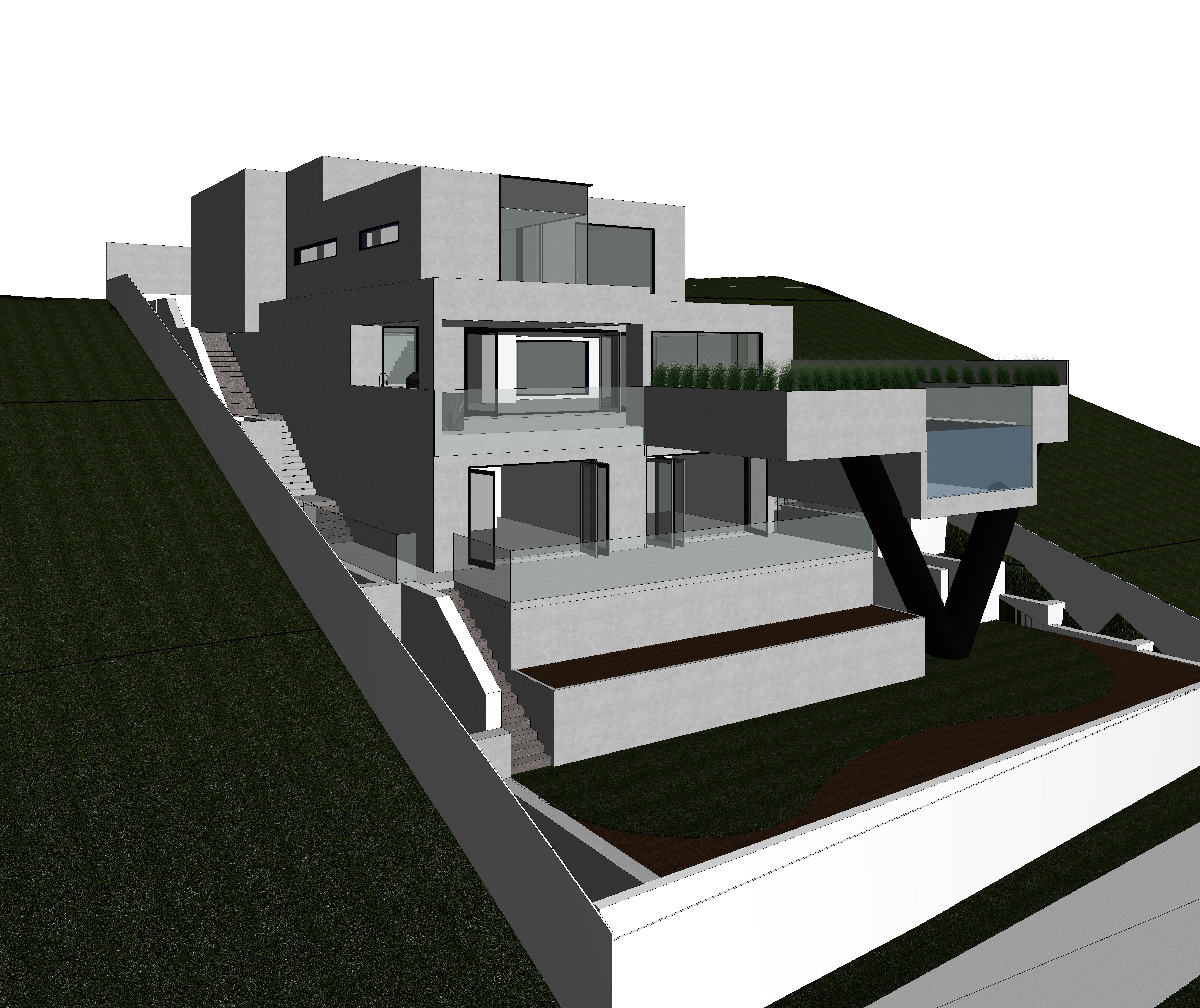 190915   38 Riverbend Way, Sunshine North   DD3D   Rev C   3D View   3D View 1