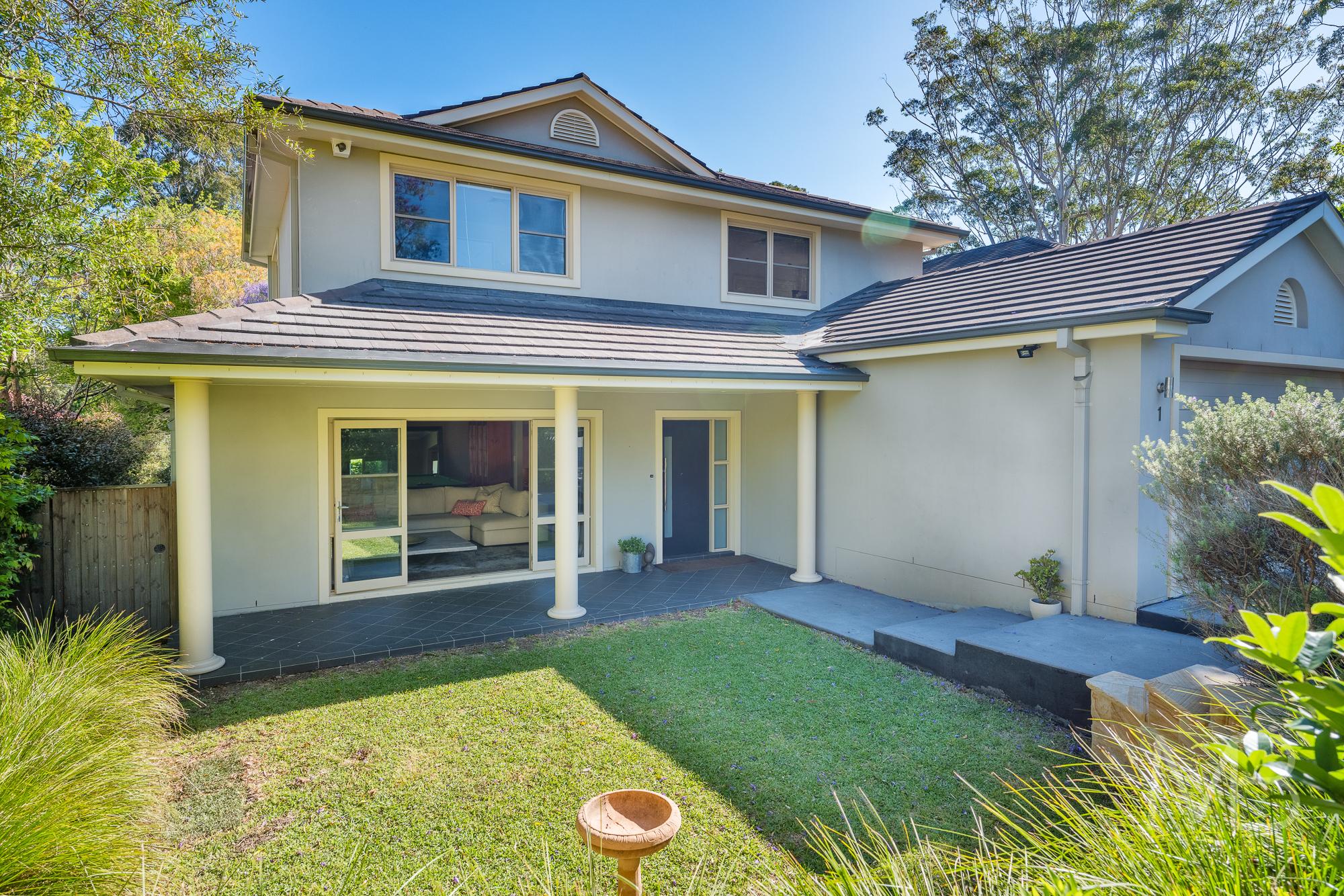 1 Eric Street, Wahroonga, NSW 2076