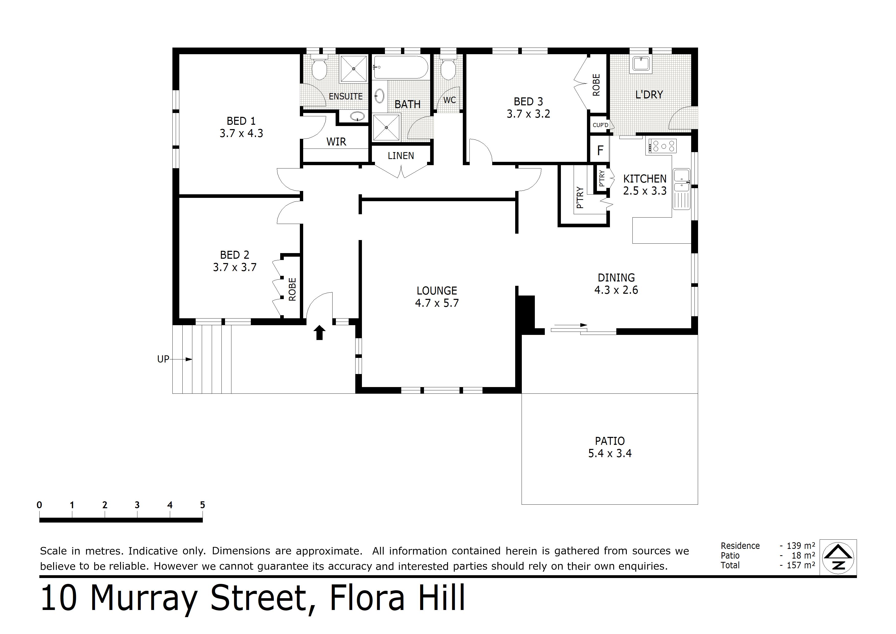 Lot 5 / 10 Murray Street, Flora Hill, VIC 3550
