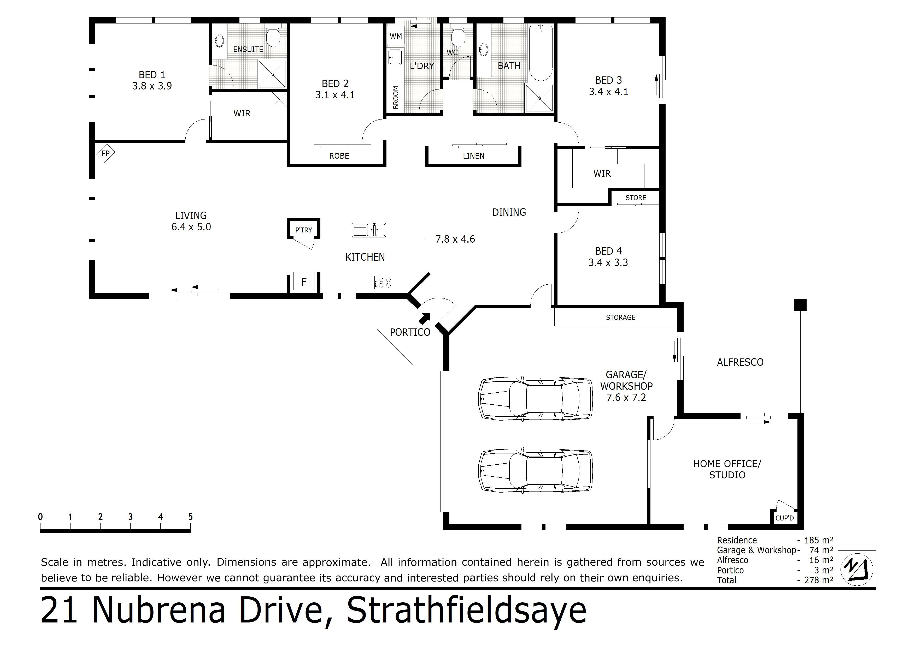 21 Nubrena Drive, Strathfieldsaye, VIC 3551