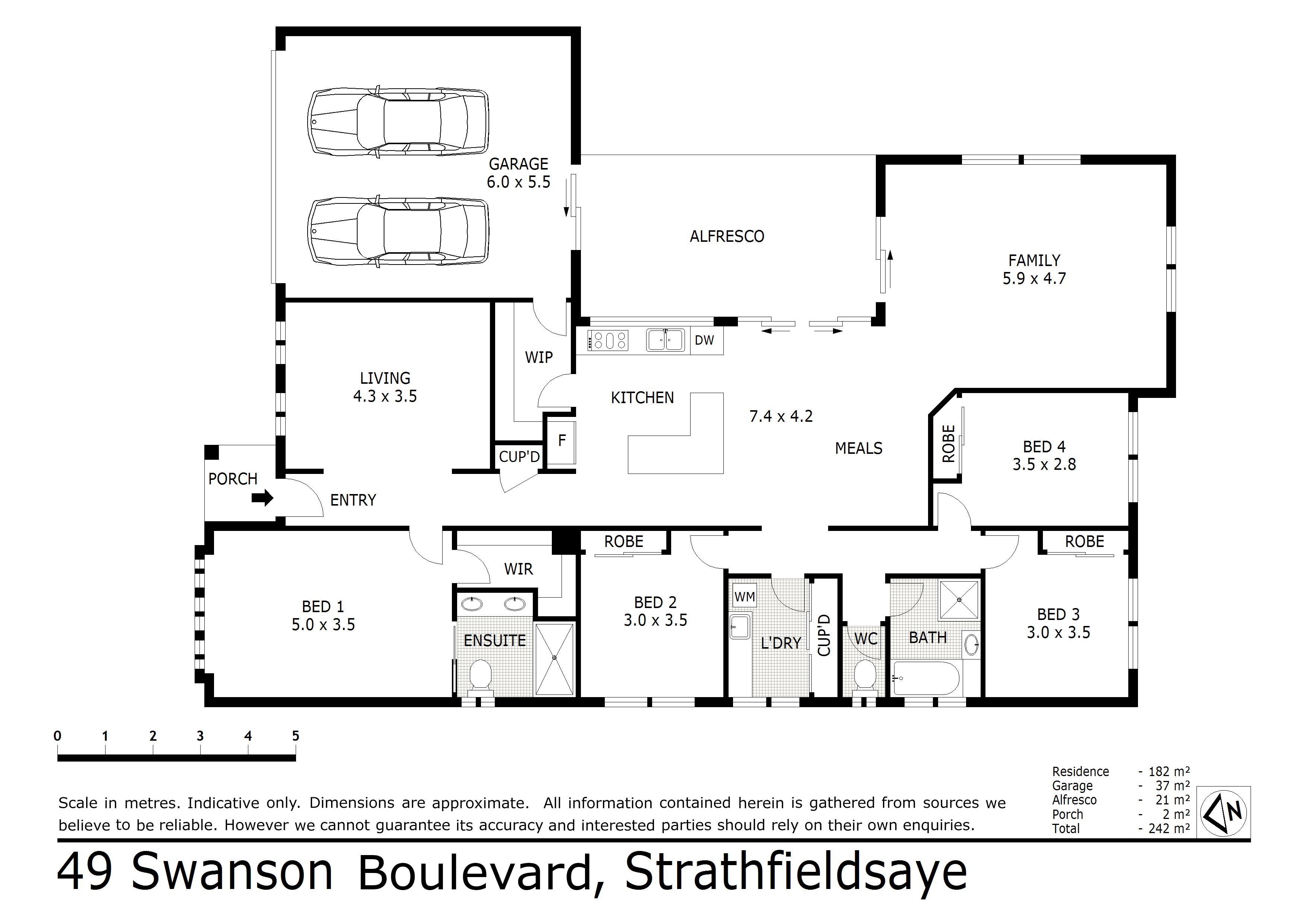 49 Swanson Boulevard, Strathfieldsaye, VIC 3551