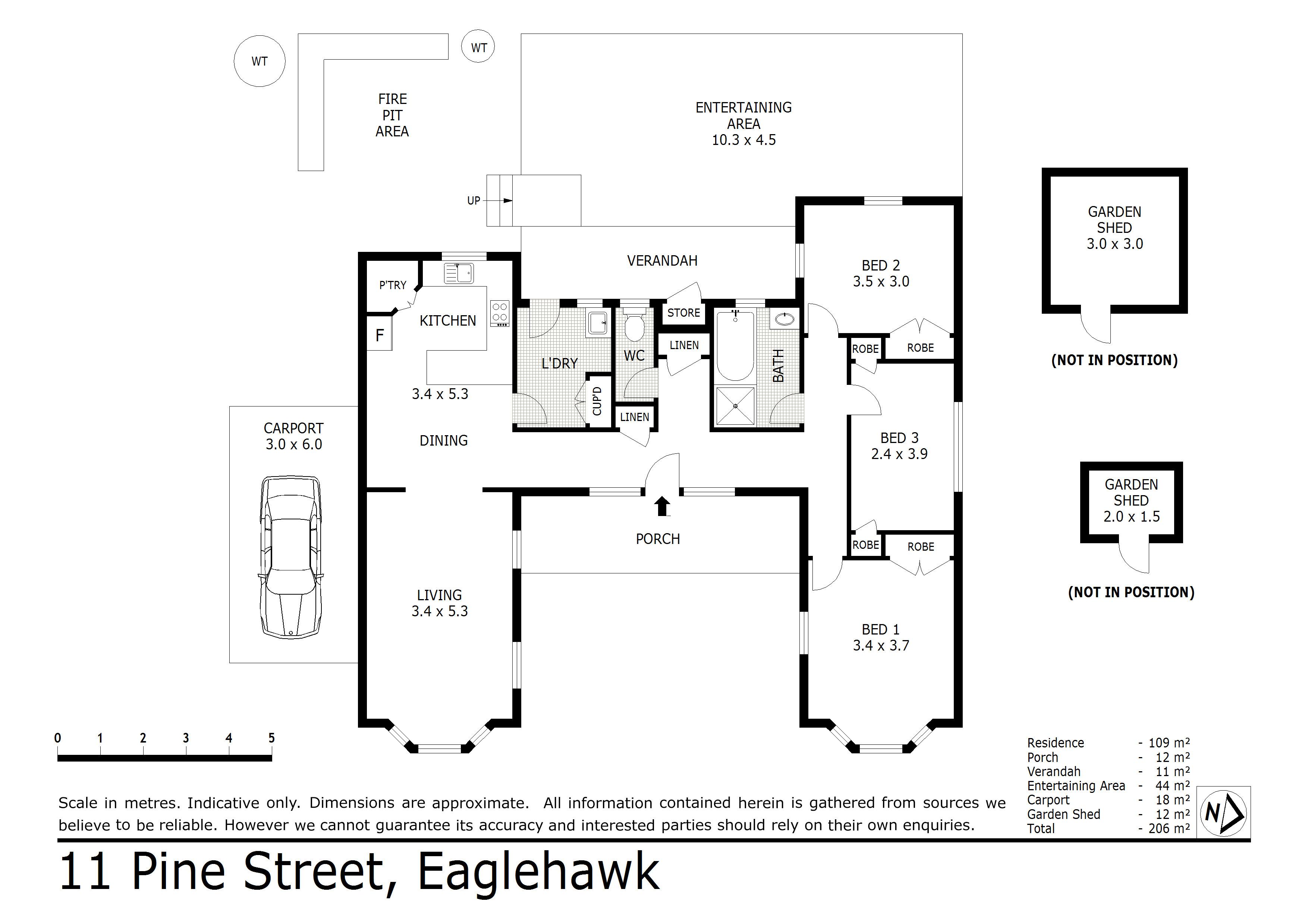 11 Pine Street, Eaglehawk, VIC 3556