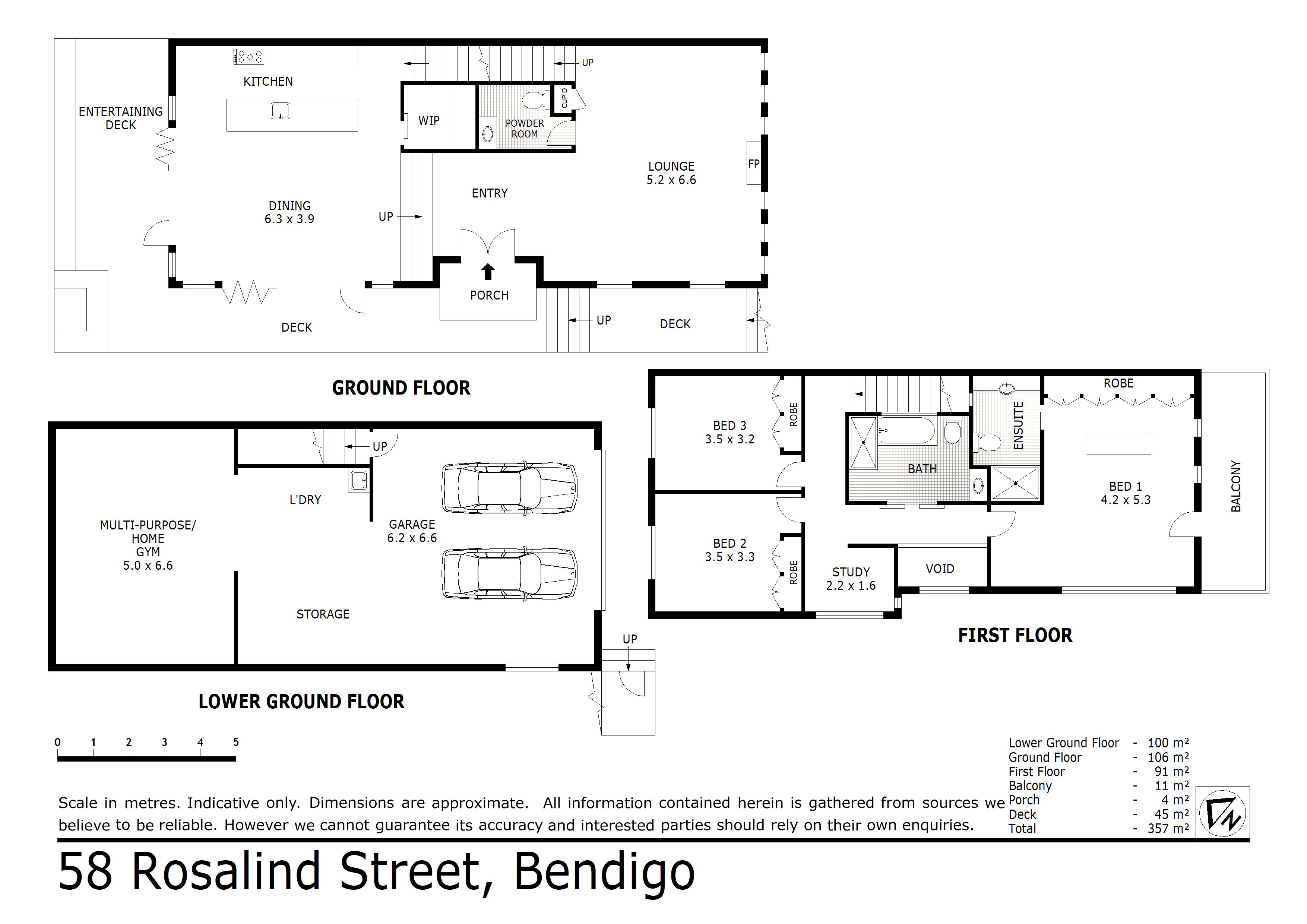 58 Rosalind Street, Bendigo, VIC 3550