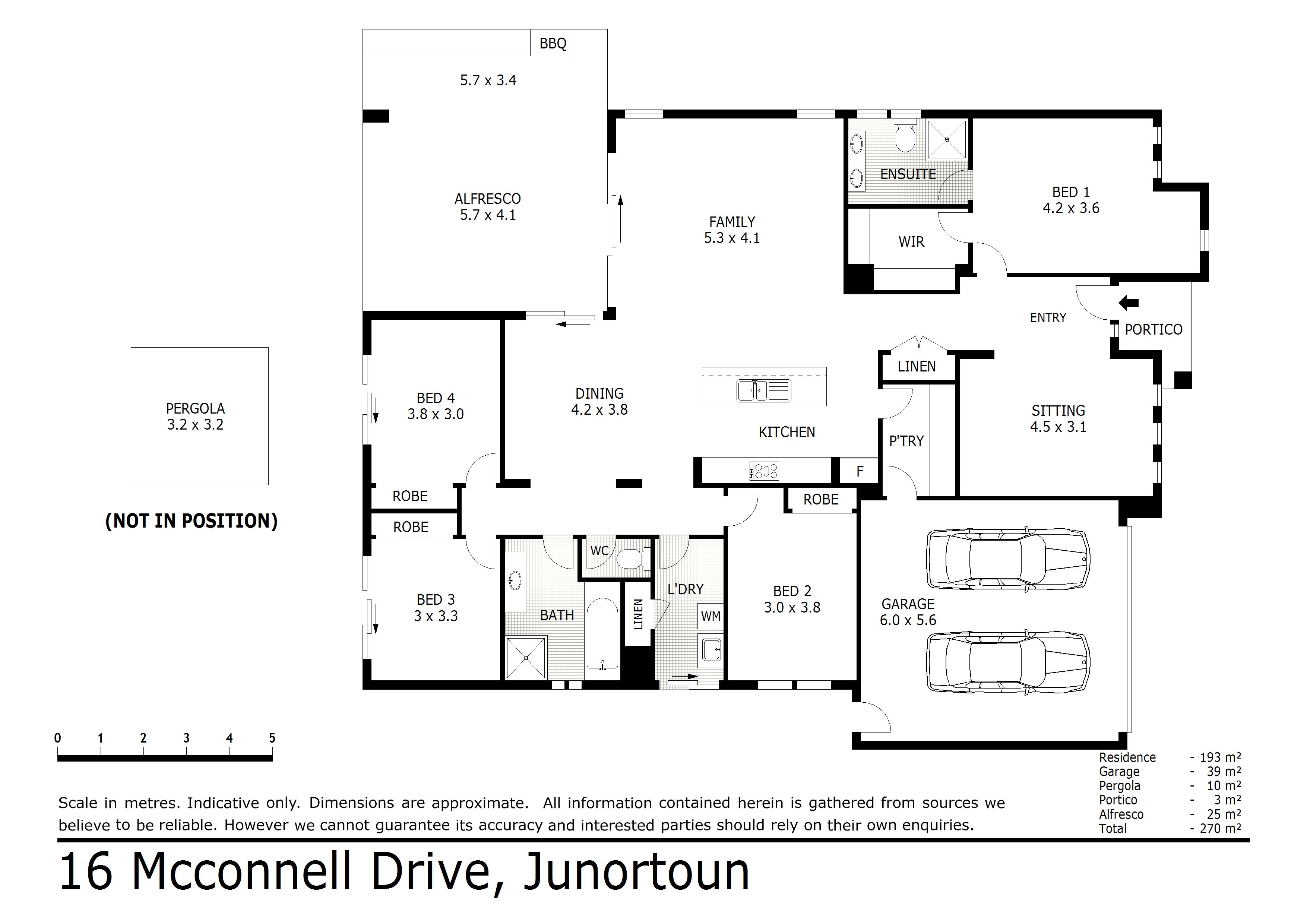 16 McConnell Drive, Junortoun, VIC 3551