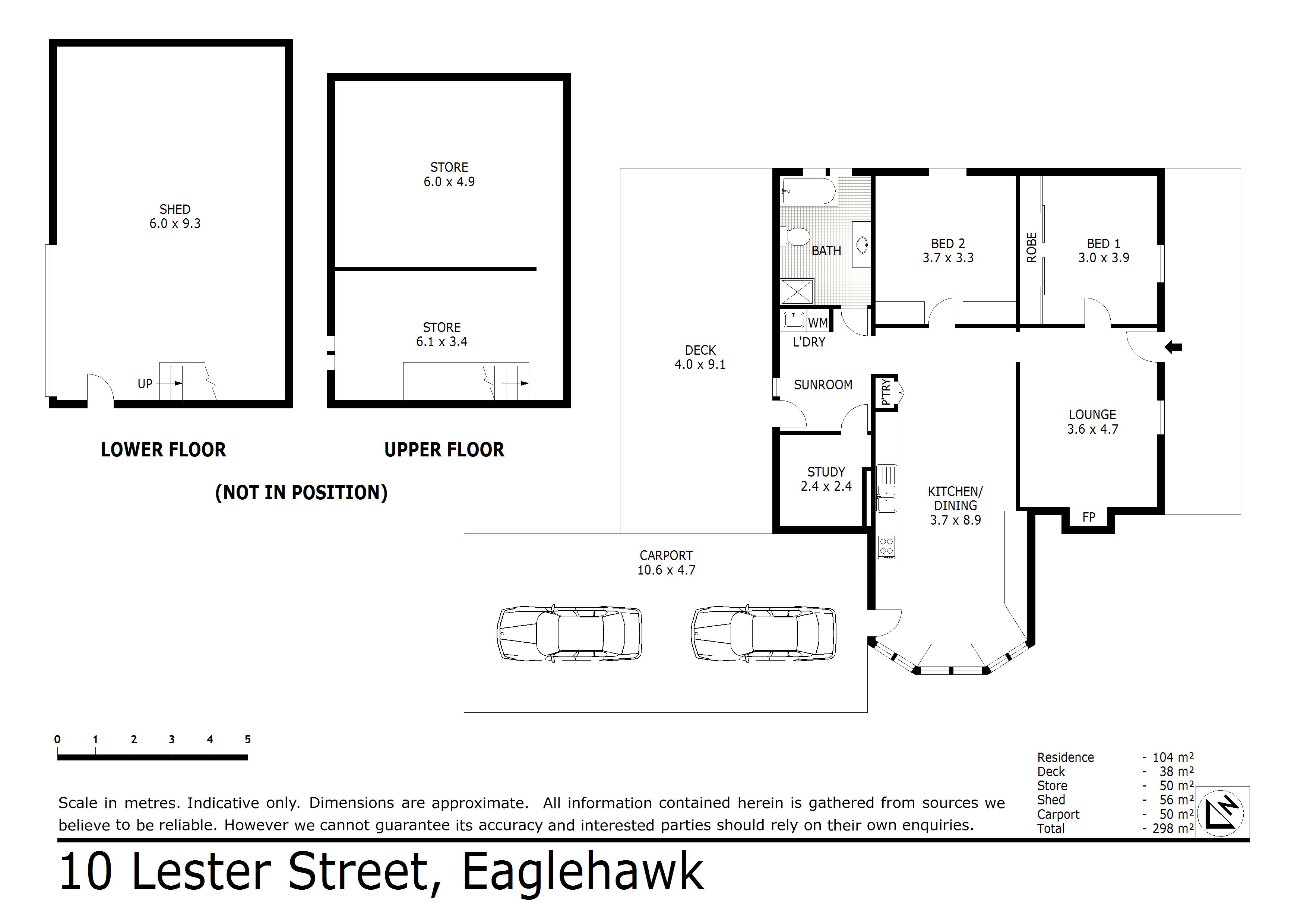 10 Lester Street, Eaglehawk, VIC 3556
