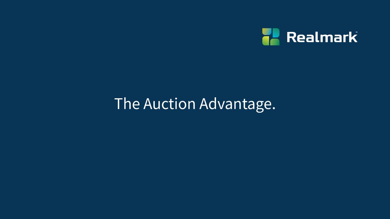 The Auction Advantage