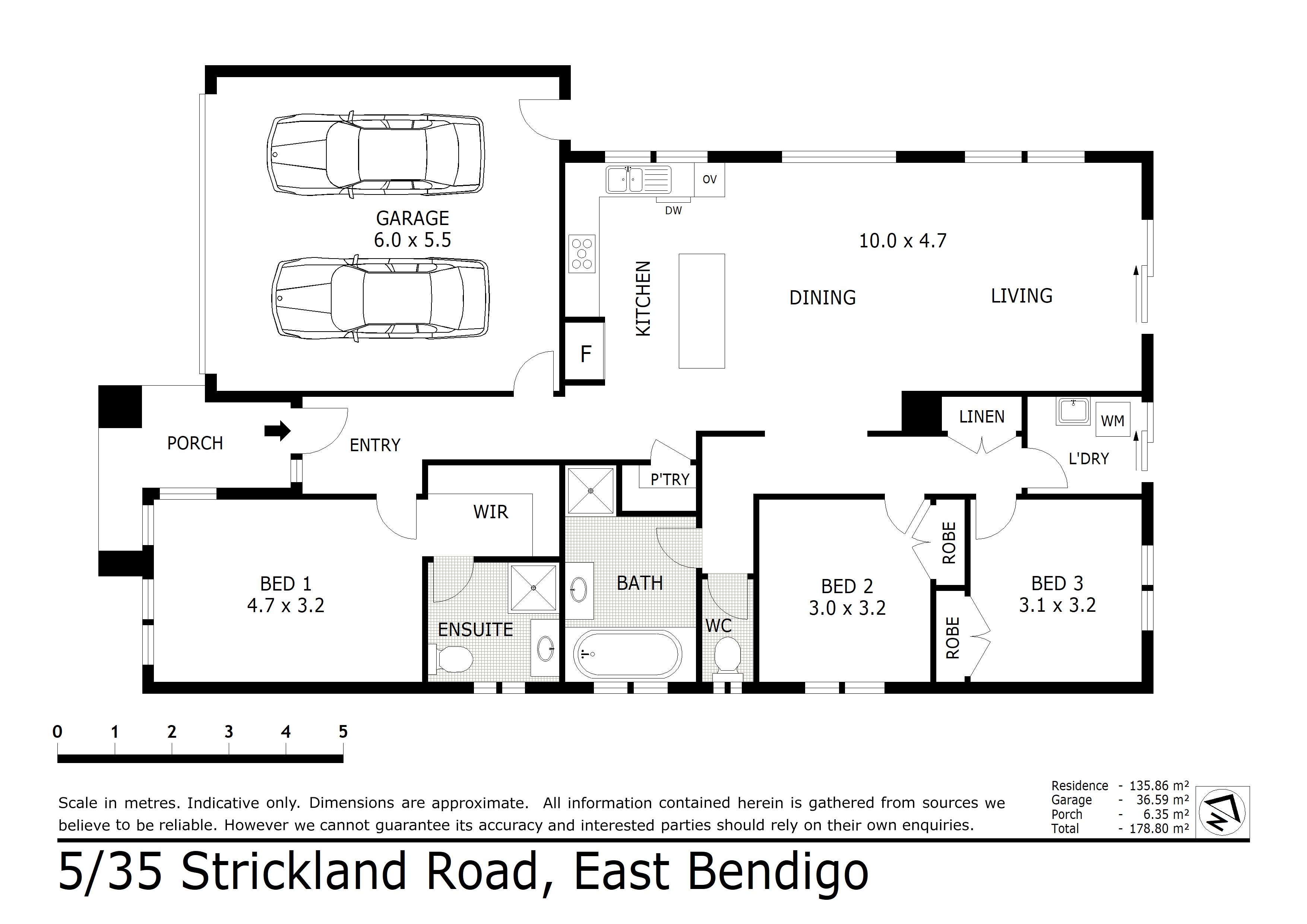 5/35 Strickland Road, East Bendigo, VIC 3550