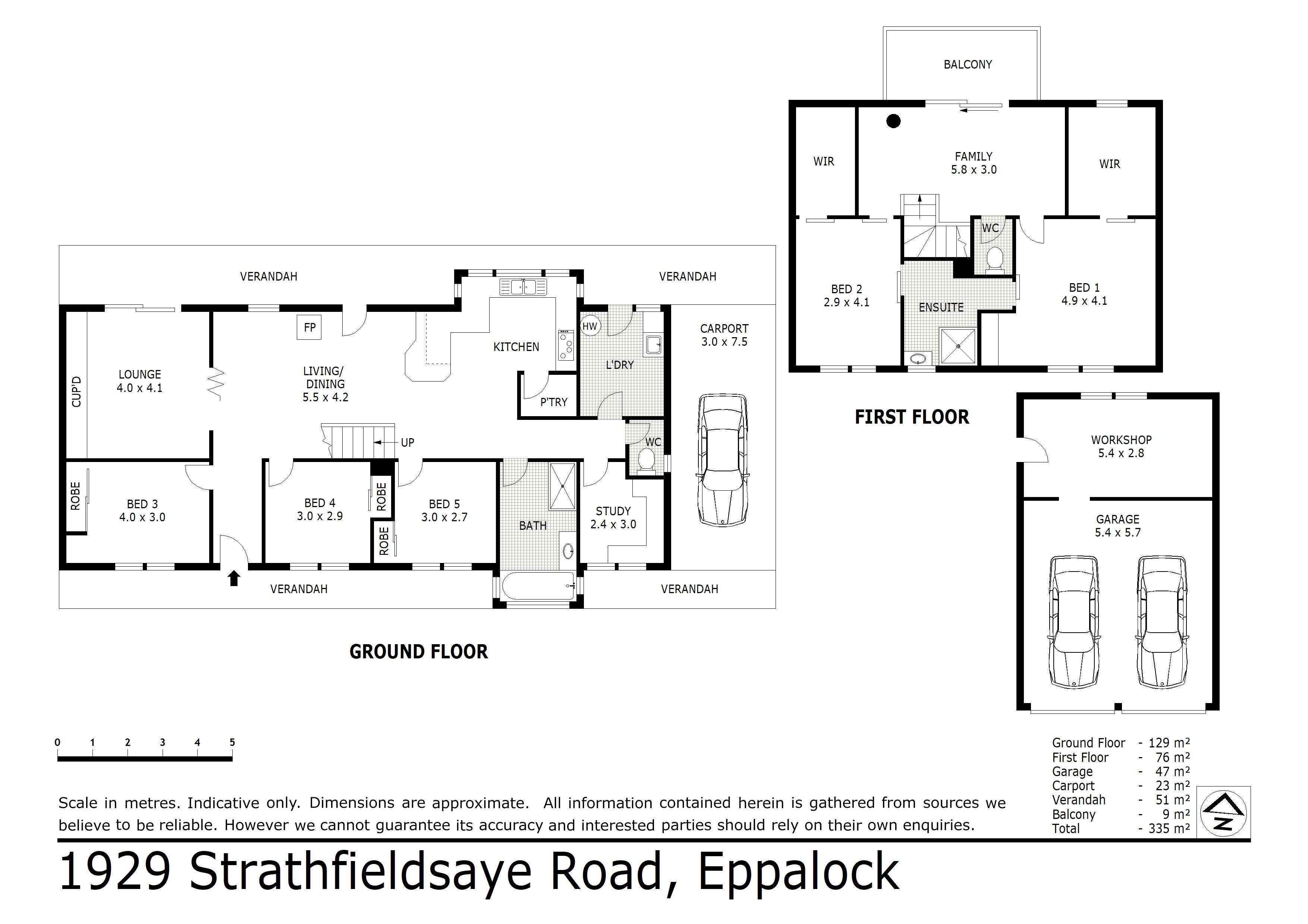 1929 Strathfieldsaye Road, Eppalock, VIC 3551