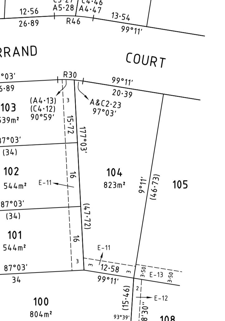 Lot 104/55 Bonds Road, Yinnar, VIC 3869
