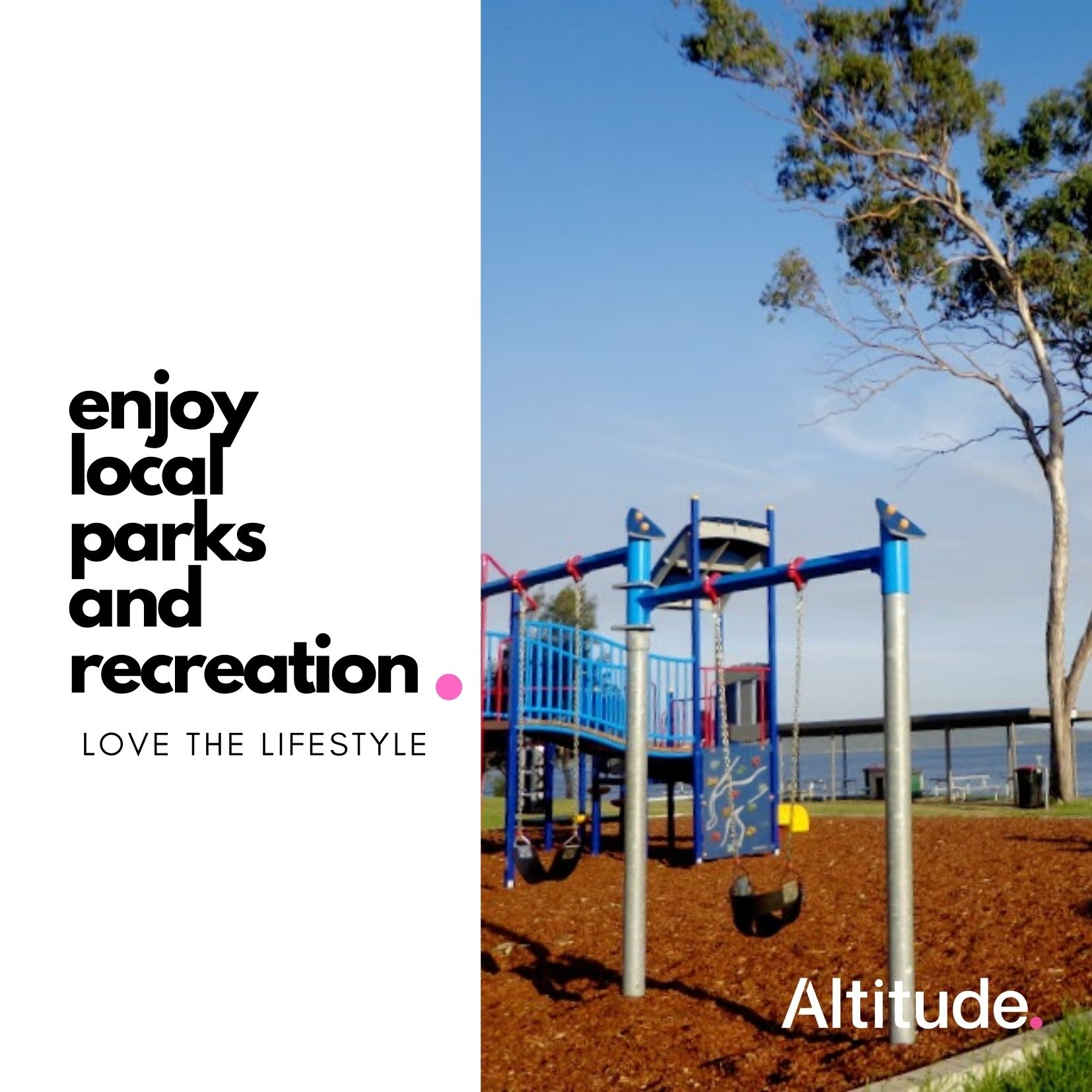 Leasing Campaign   Enjoy Local Parks and Recreation